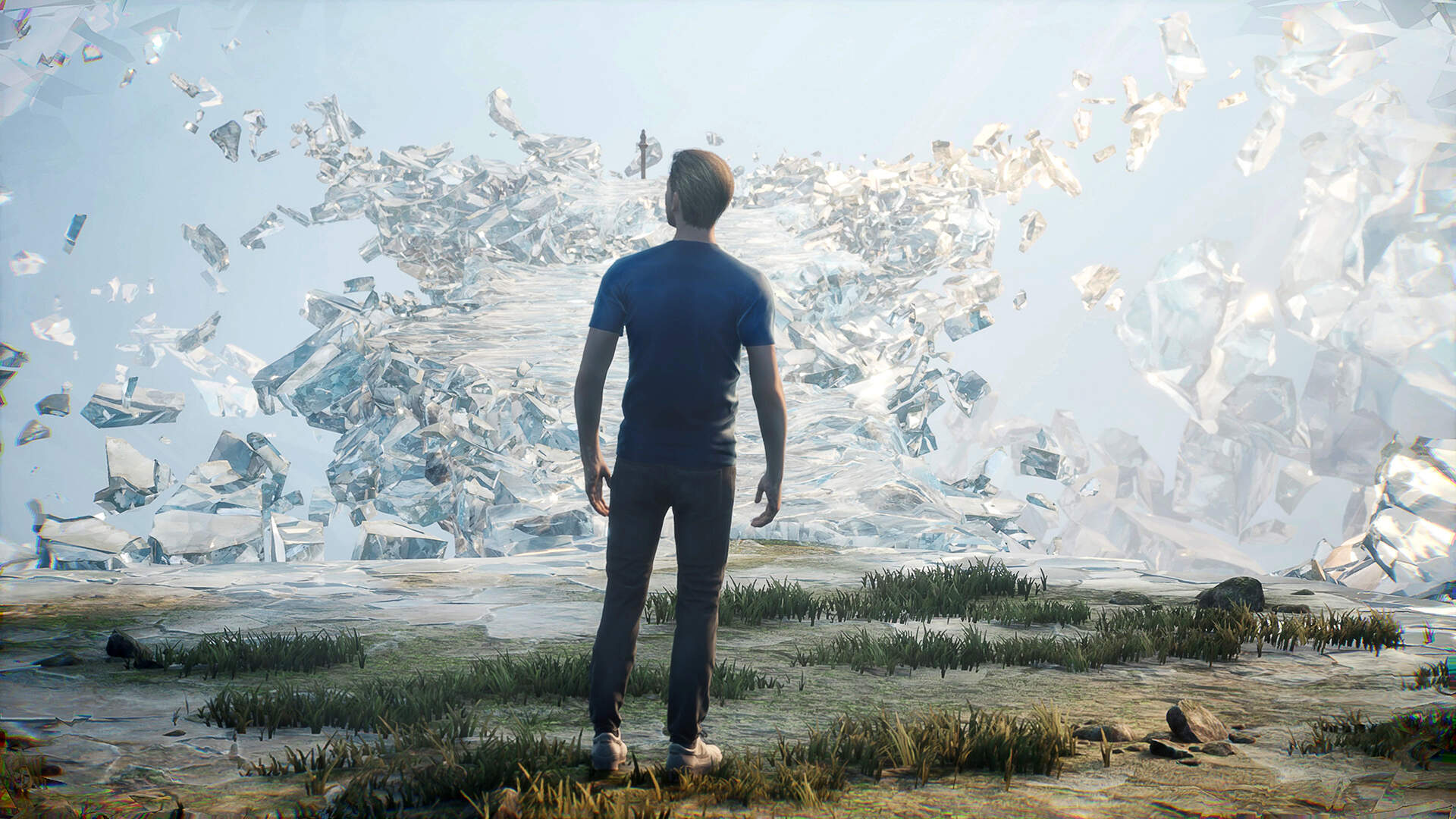 Twin Mirror, Dontnod's New Thriller, Gets Off to a Slow Start