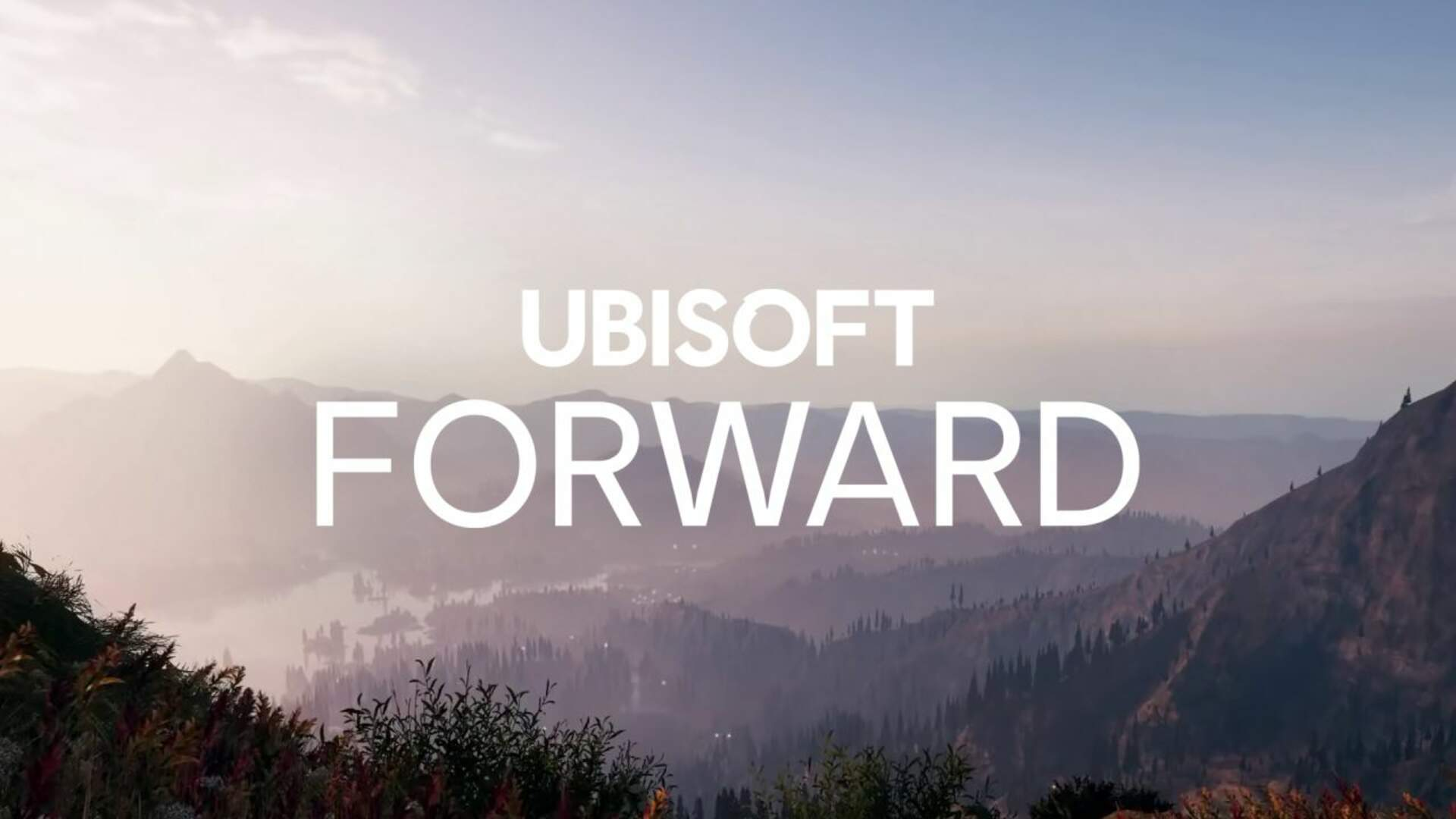 The Next Ubisoft Forward Presentation Is Happening in September
