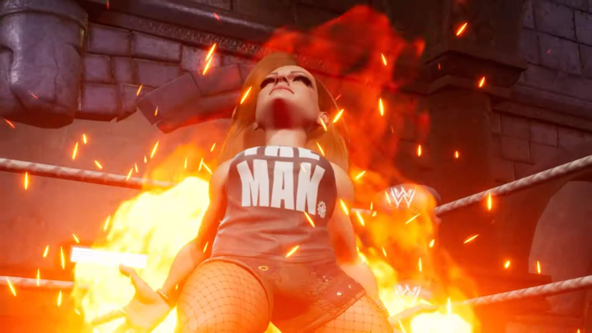 WWE 2K Battlegrounds Makes Its Ring Entrance This September