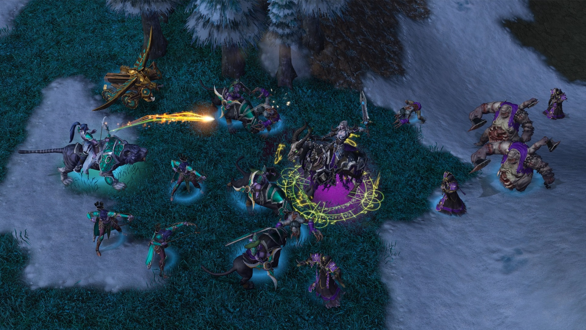 Warcraft 3 Players React To Reforged With Refunds Usgamer