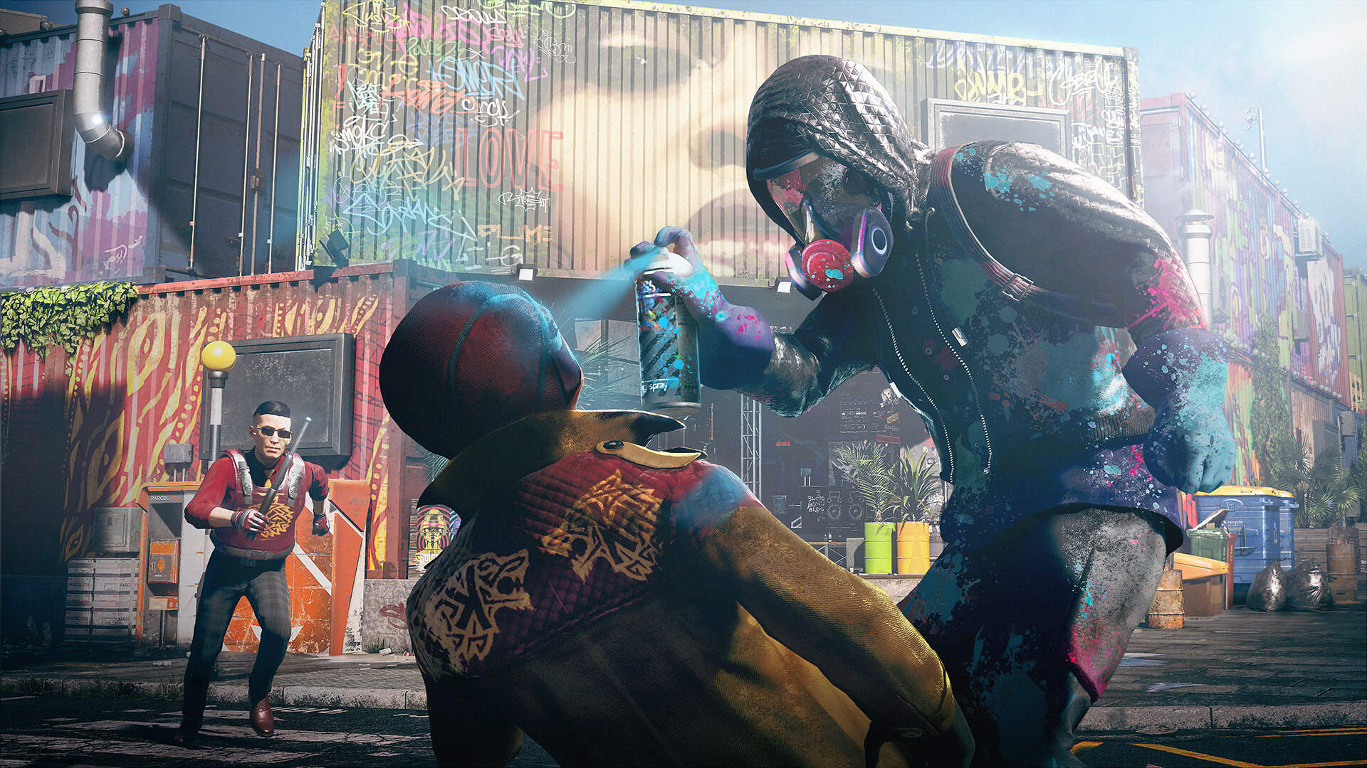 Ubisoft's Next Forward Presentation Will Show Off Watch Dogs: Legion and More Next Week