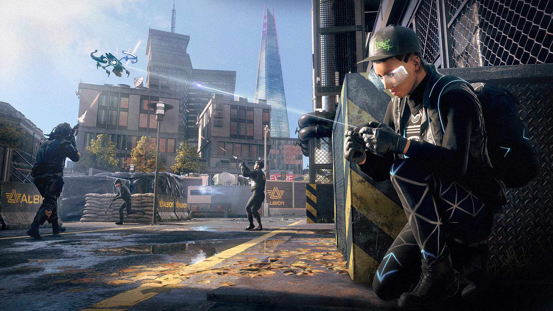 Watch Dogs: Legion Drops E3 2019 Character Classes For Something More Free-Form