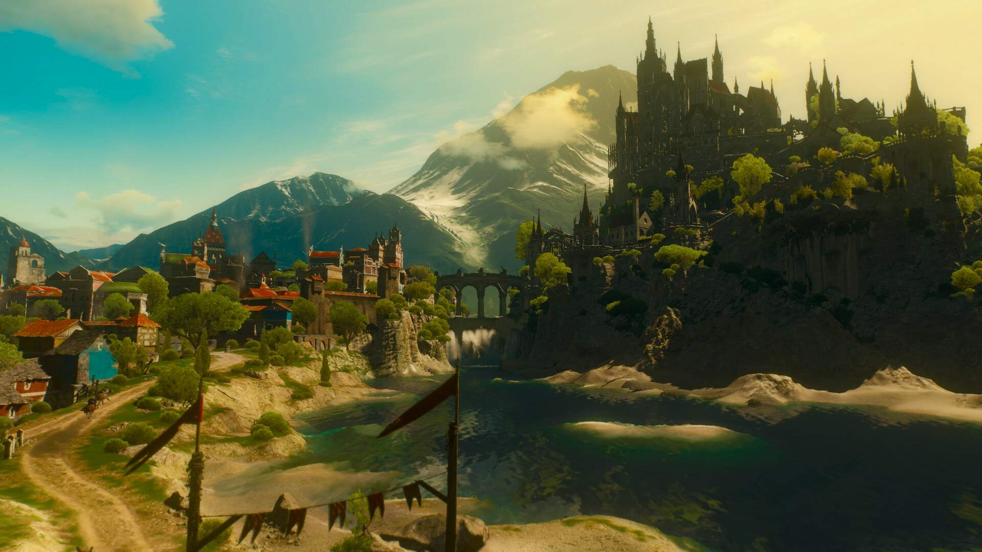 Witcher 3 Blood and Wine: How to Get All the Endings