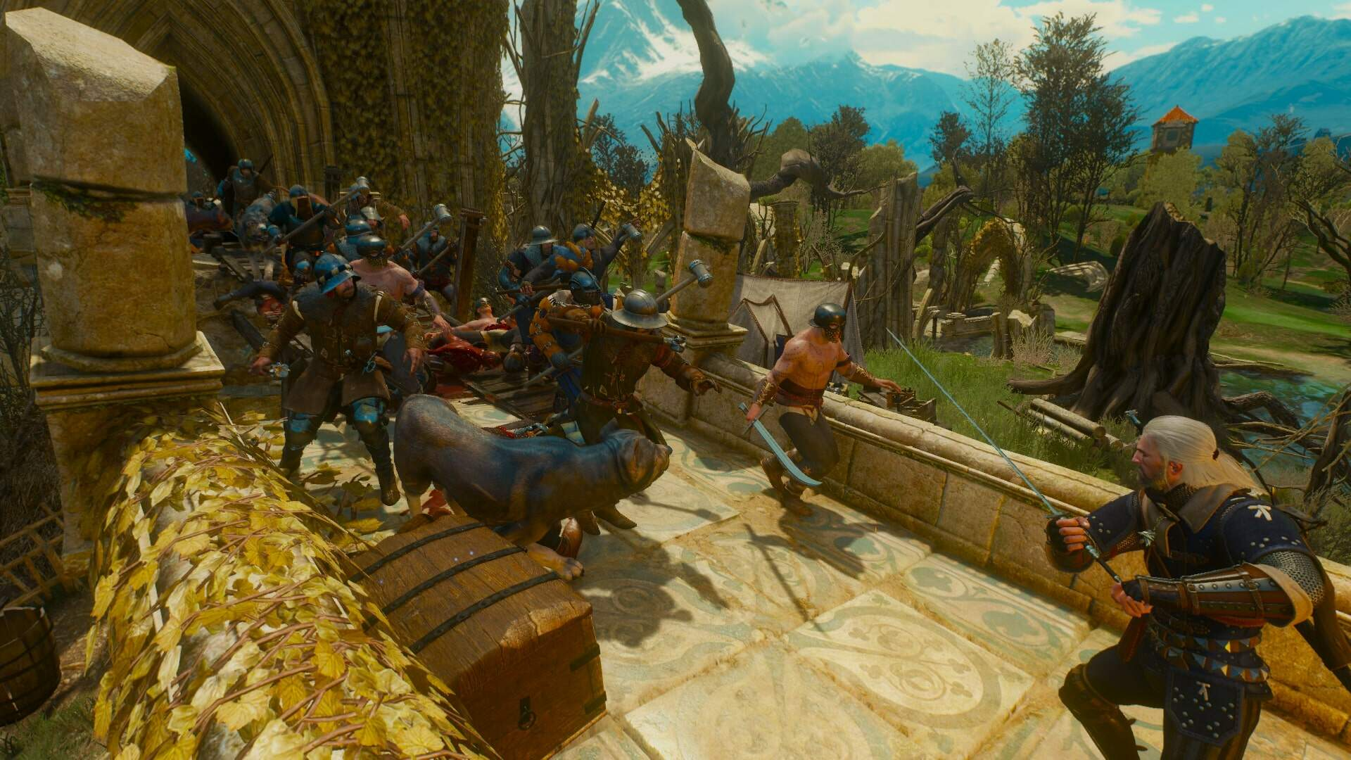 Witcher 3 Blood and Wine: How to Farm Gold Fast