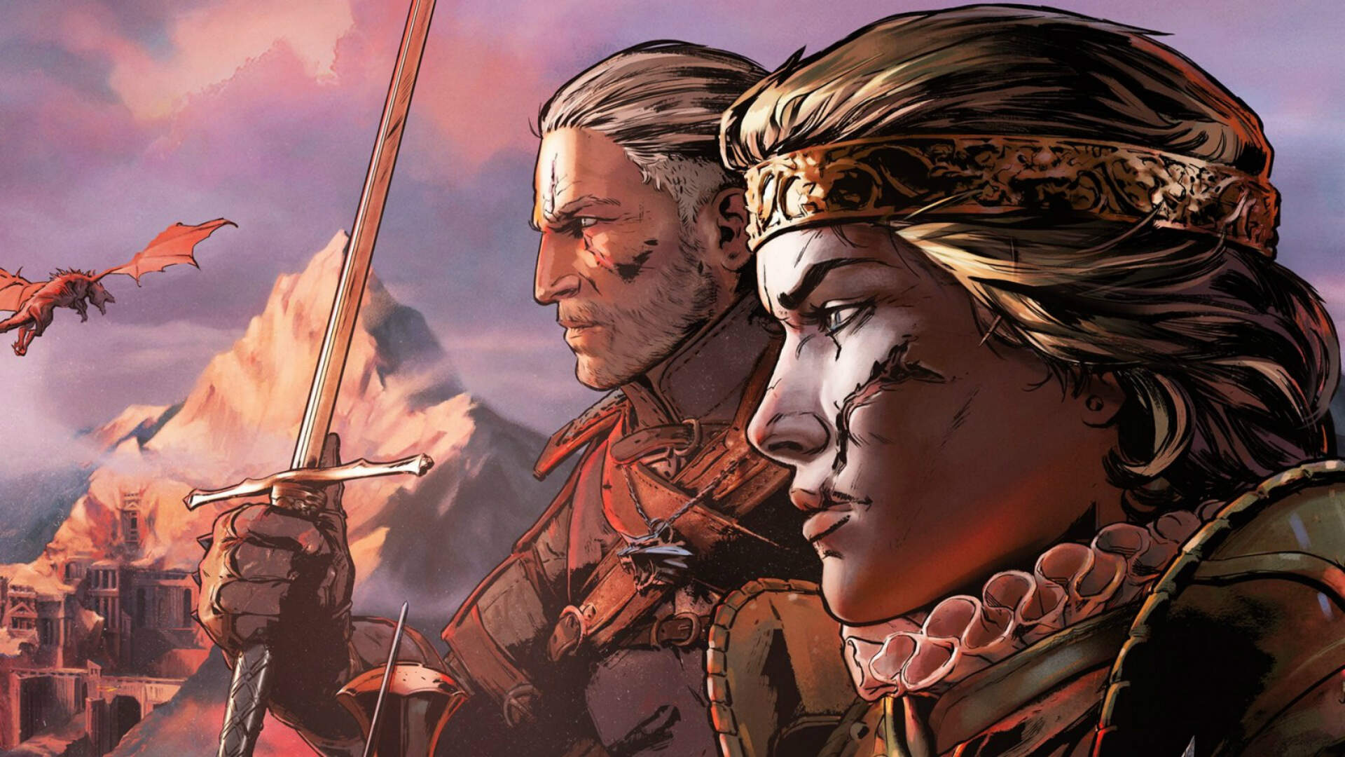 Thronebreaker, the Gwent RPG, Surprise Dropped on Nintendo Switch Today