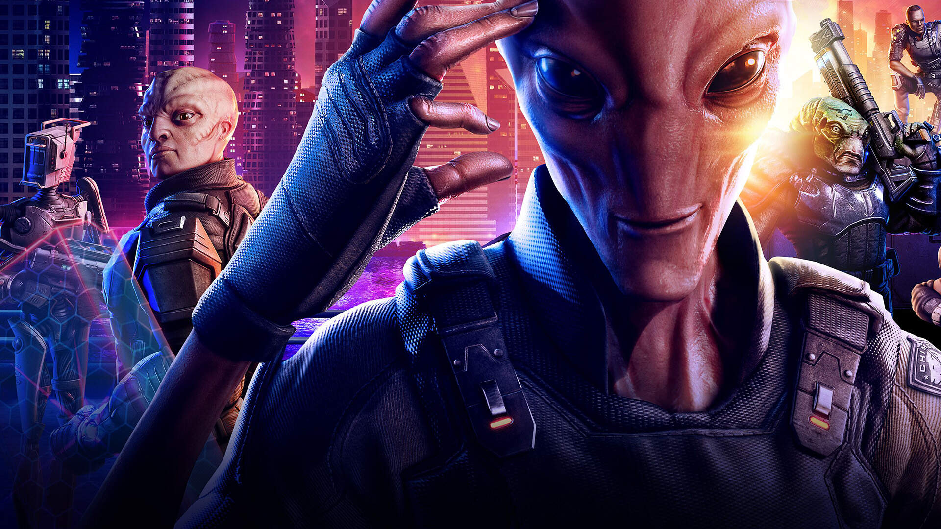 XCOM: Chimera Squad Review: Alien Nation