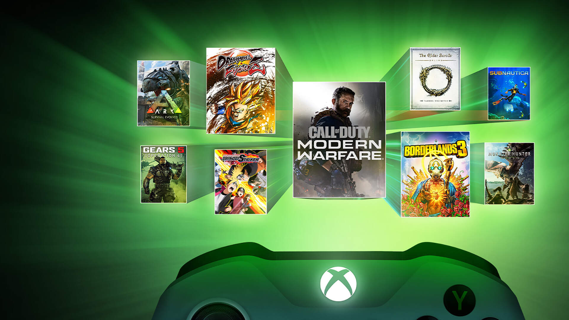 Xbox Offers Free Online Gaming This Weekend