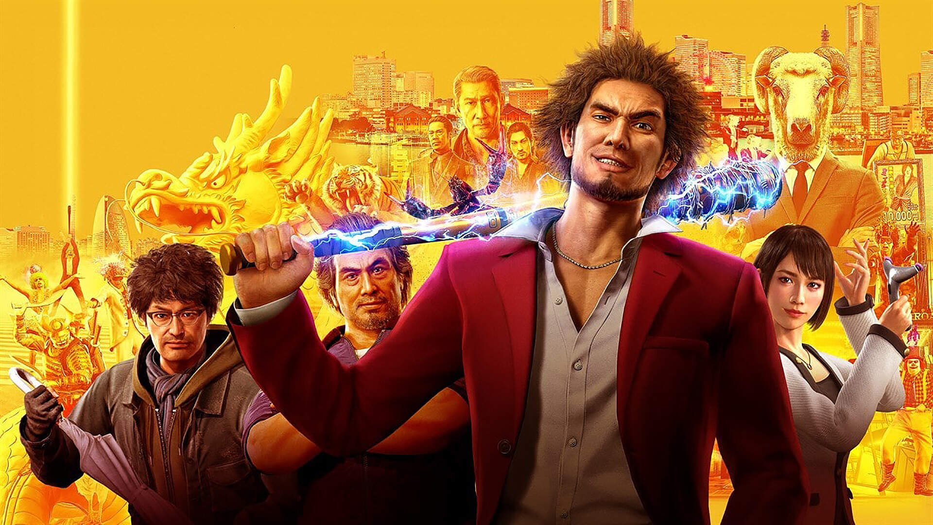 Yakuza: Like a Dragon Is a Great JRPG About Middle-Aged Gig Workers