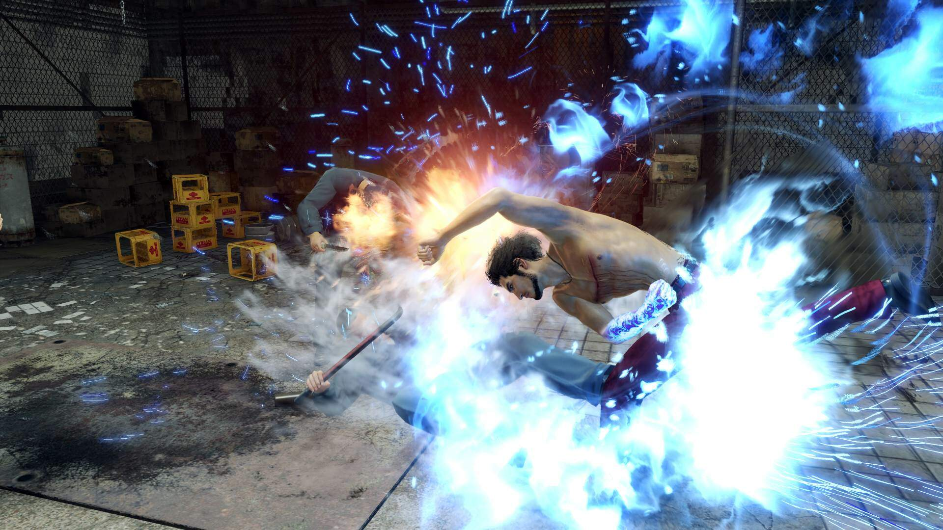 Yakuza: Like a Dragon Launches This November in the West, Will Have a PS5 Upgrade