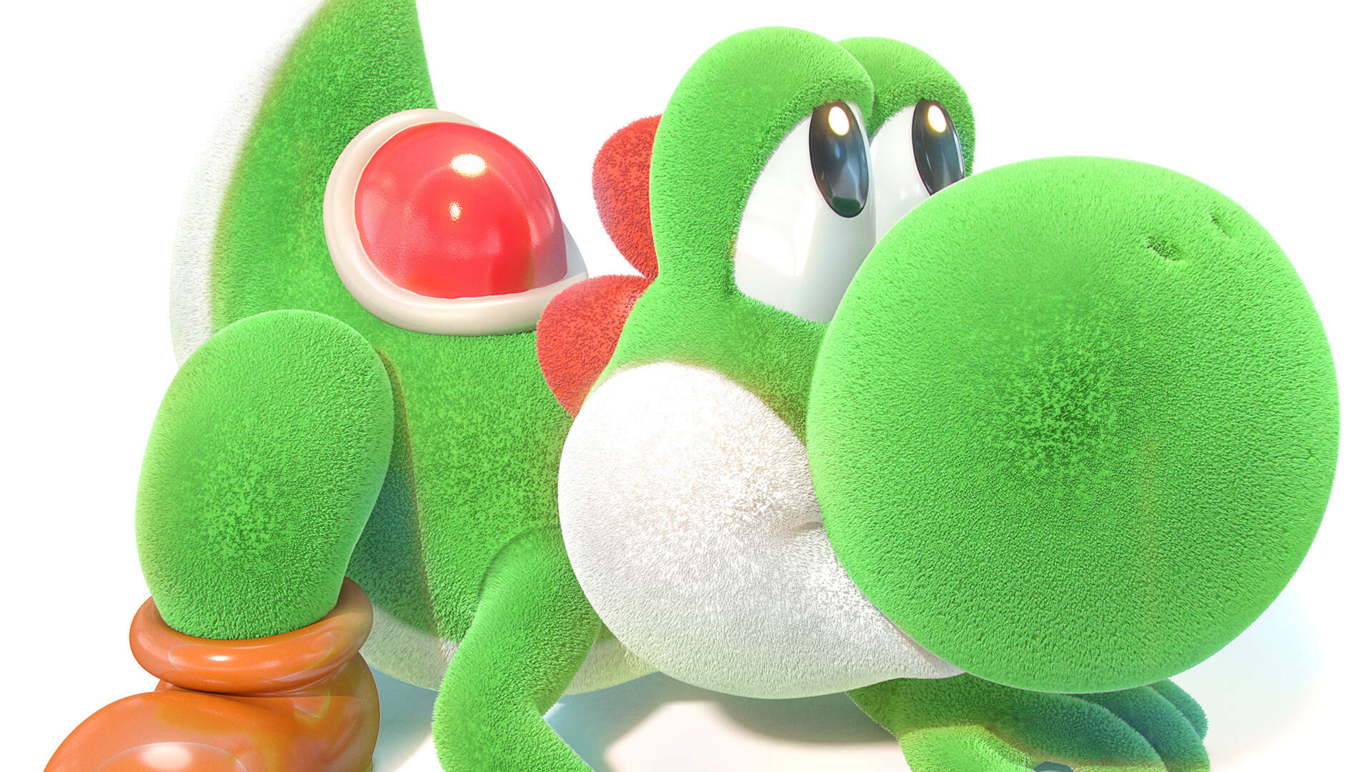 Traces of Beta Yoshi's Genetic Material Can Still be Found in Super Mario World