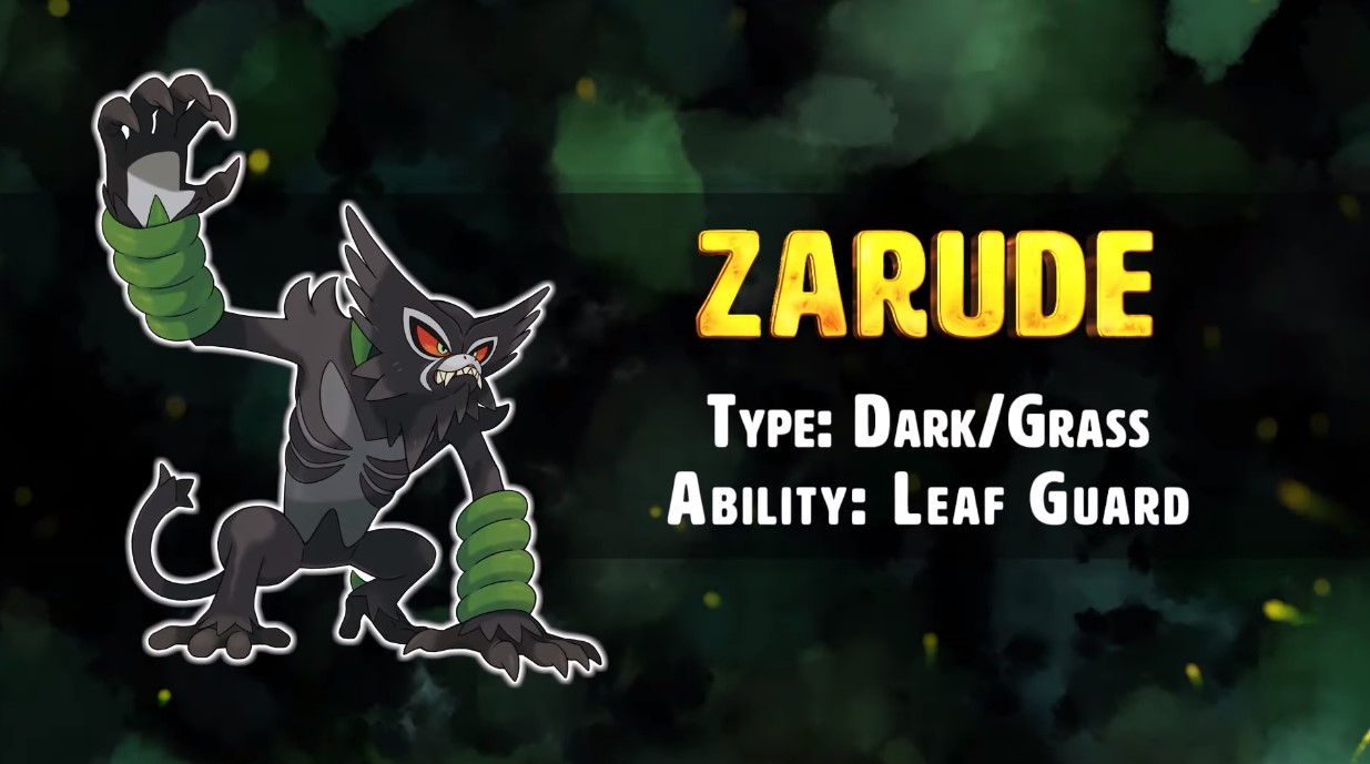 1617880010 788 70 Pokemon Sword and Shield: How to get Zarude
