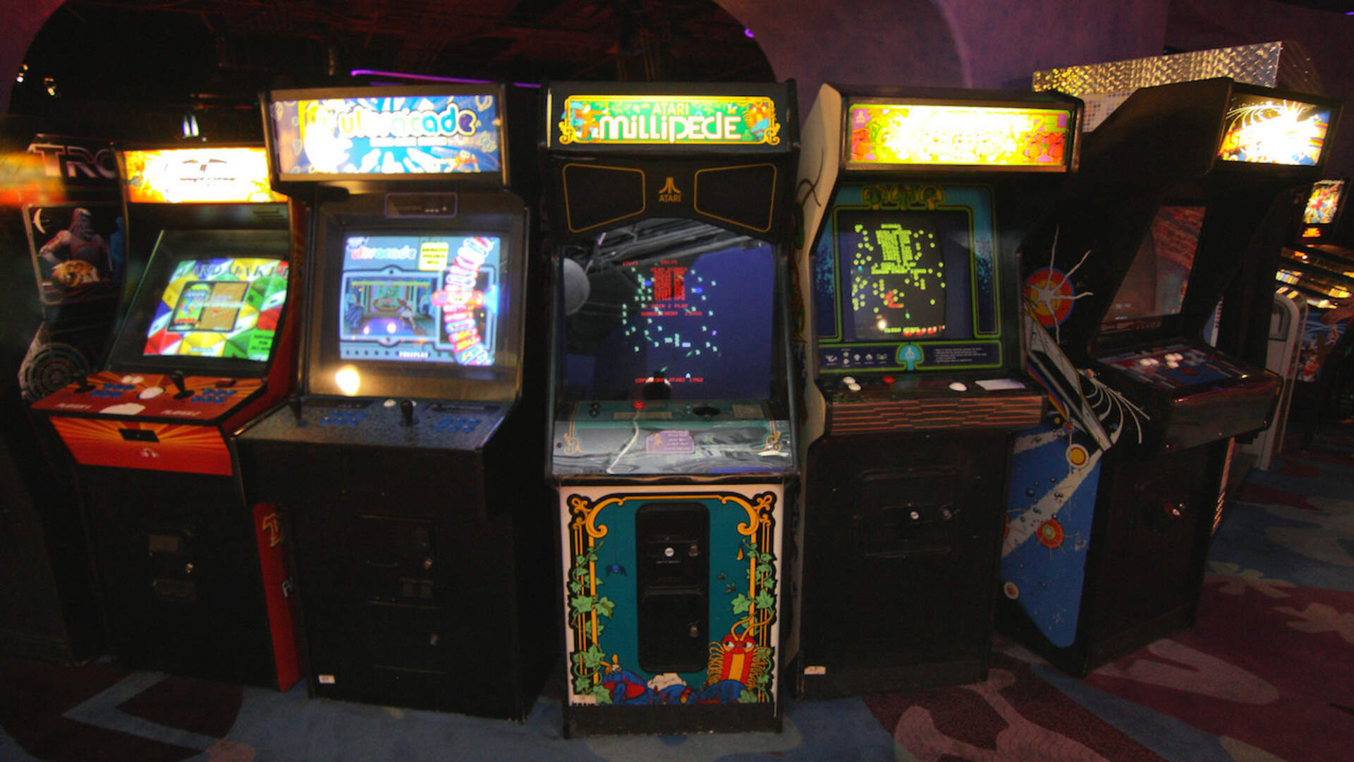 The Pandemic Could Be the End of Your Favorite Arcade