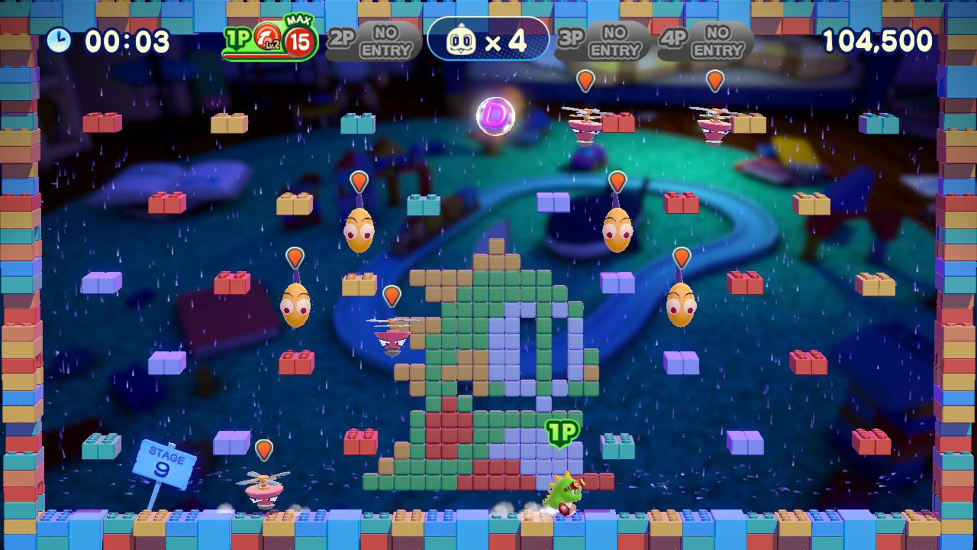 Pop Your Enemies and Bounce With Bubble Bobble 4 Friends on Switch Next Month