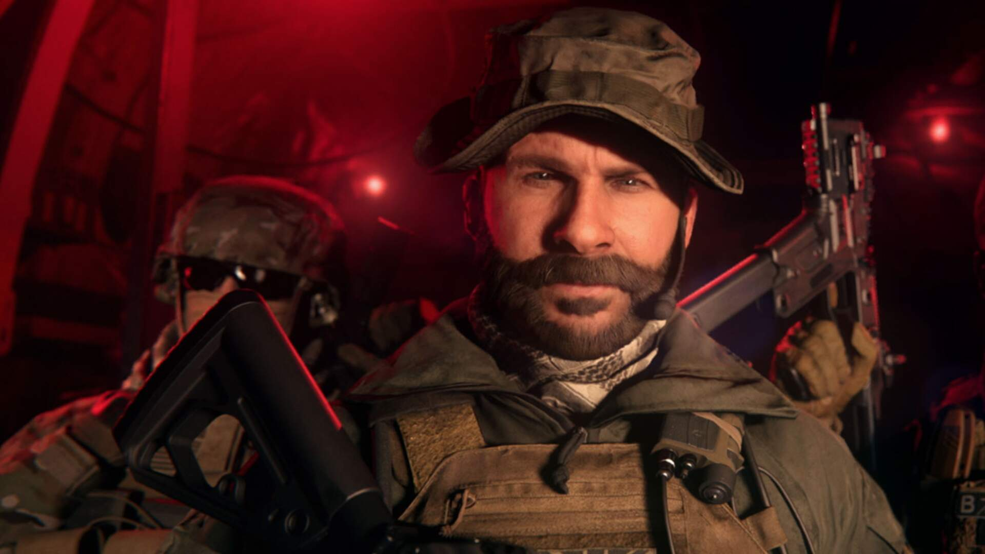 Looks Like Captain Price Is Call of Duty: Modern Warfare's Next Operator