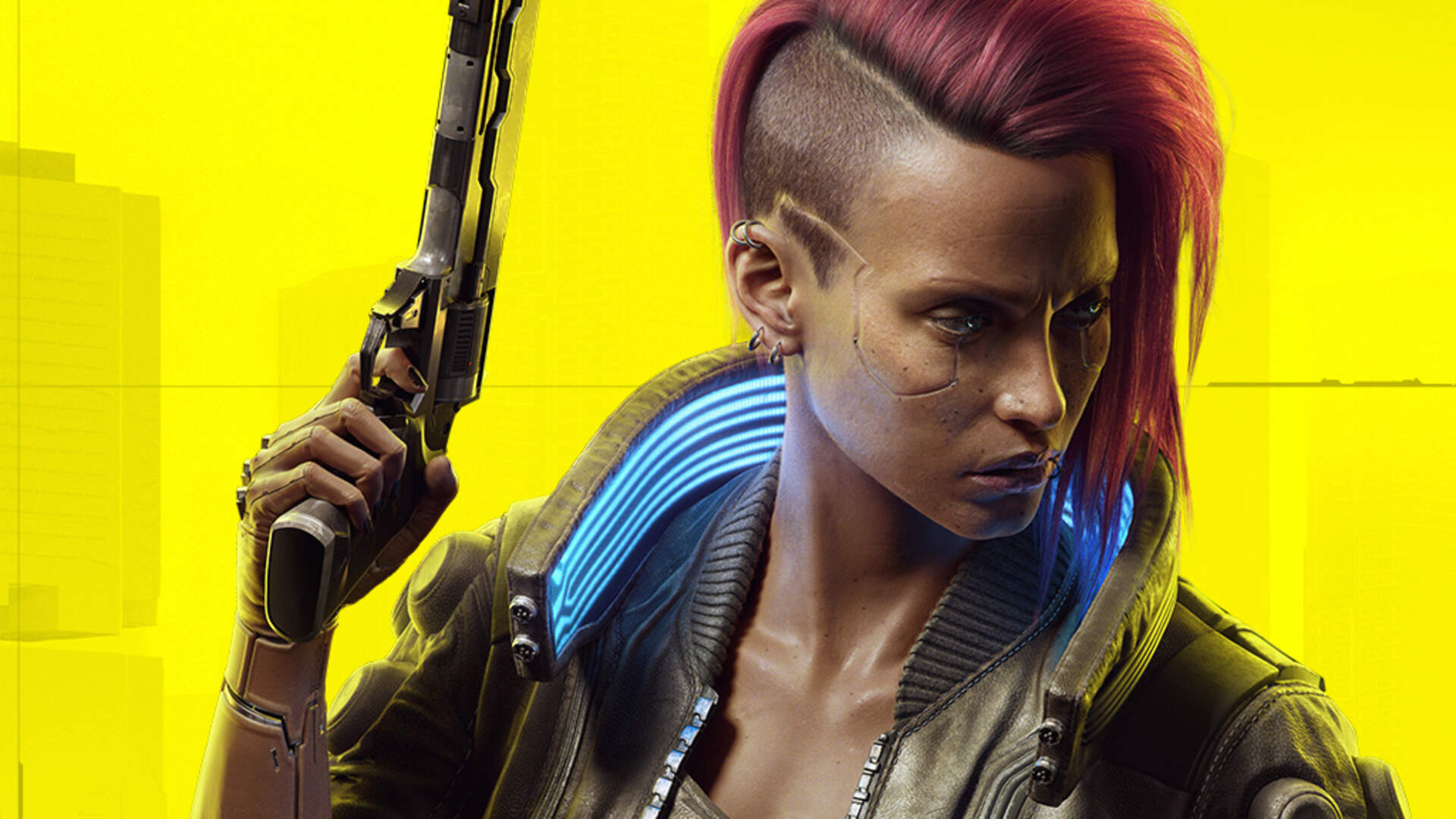 Cyberpunk 2077's Reversible Cover Features a New Protagonist Design