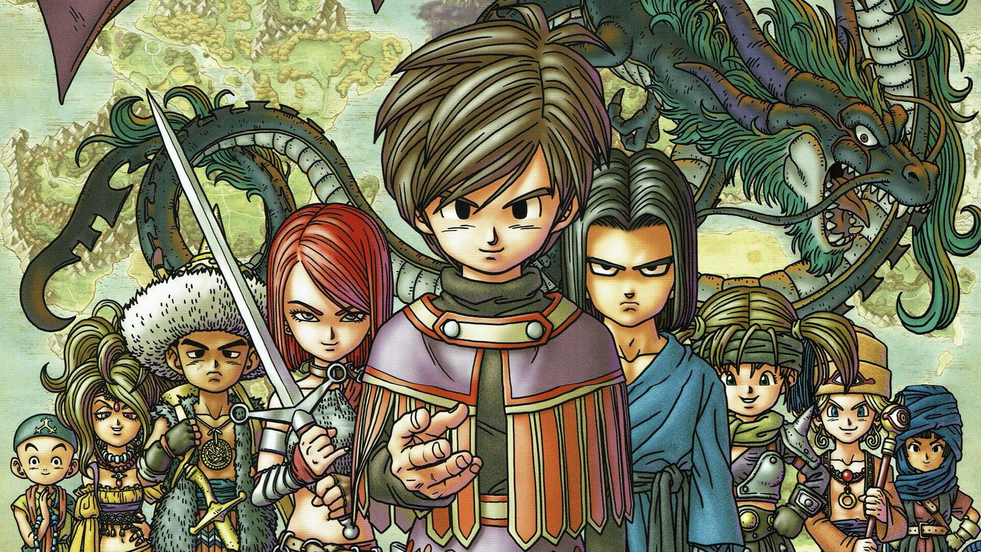Remember When... Dragon Quest 9 Shocked the World?