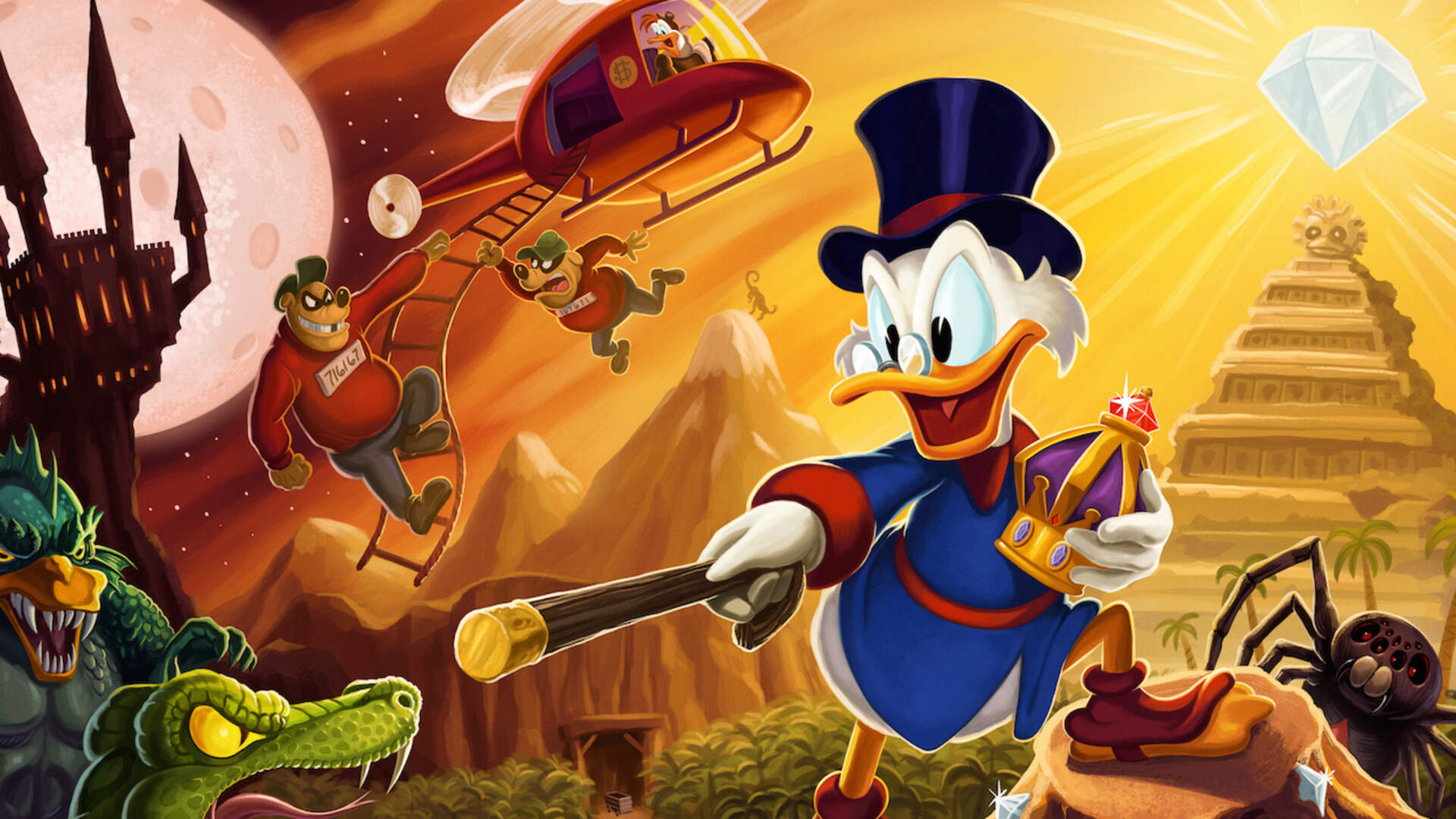 DuckTales Remastered Is Back After Its Unexplained Removal From Digital Storefronts