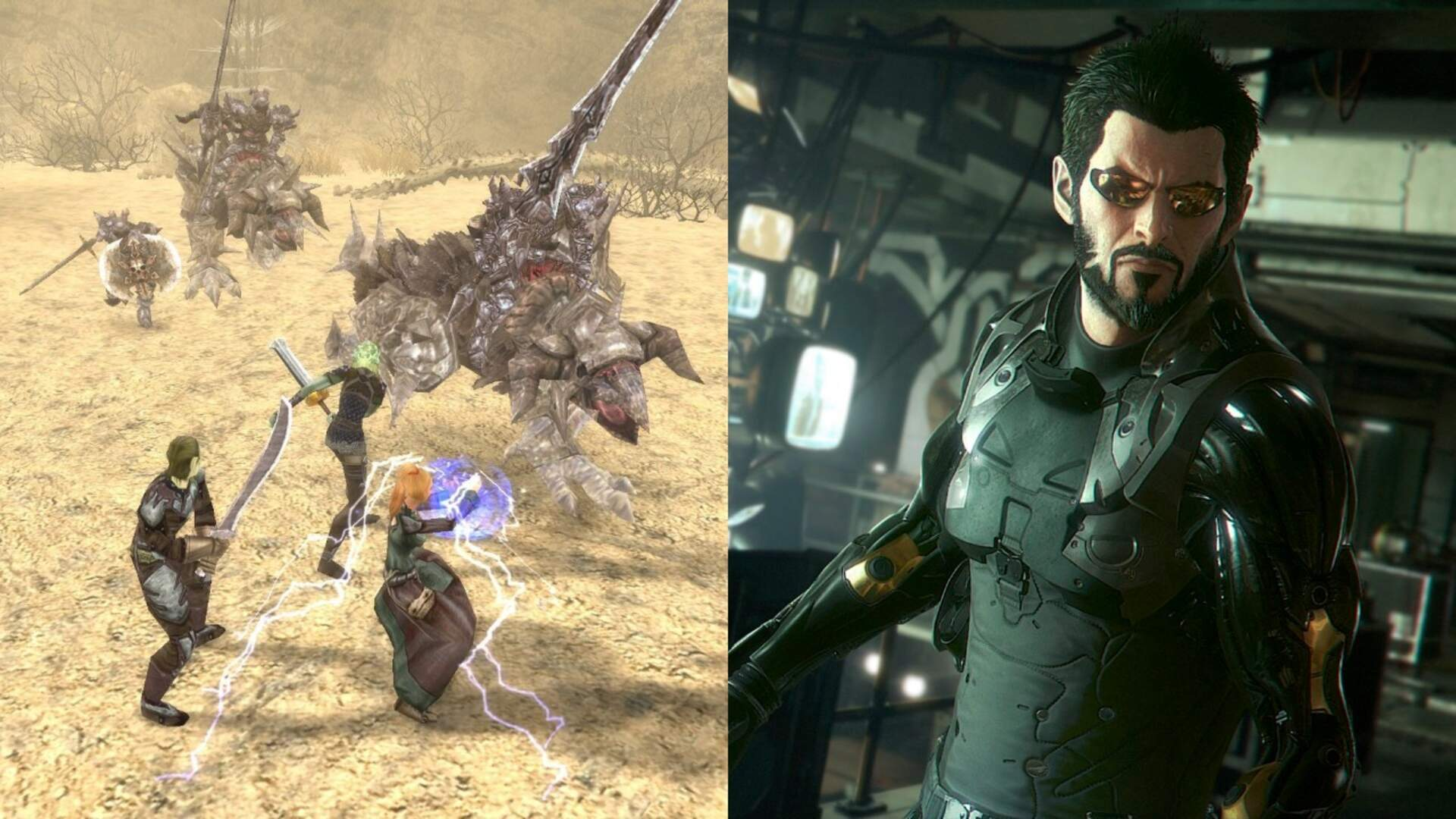 Dungeon Siege and the Newer Deus Ex Games Are on Sale at an Absolute Steal