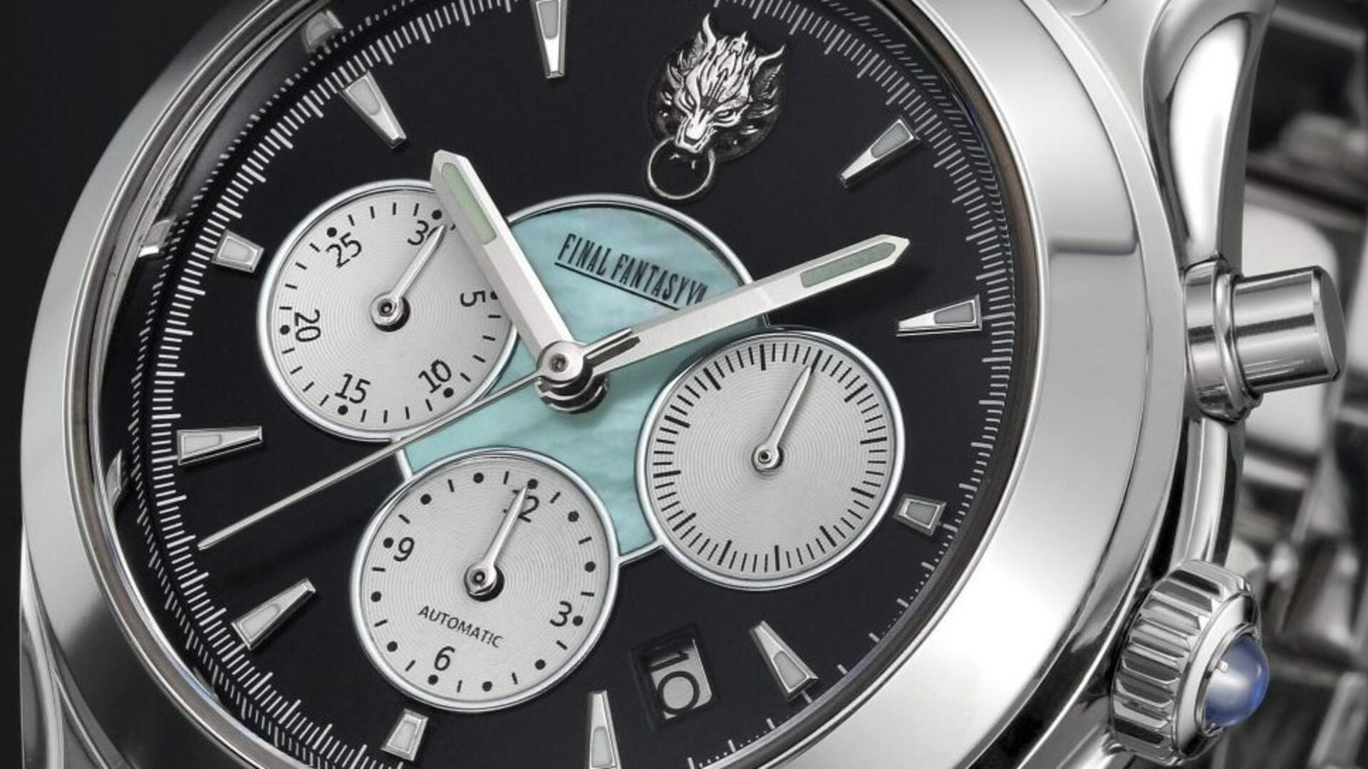 You're Not a Real Final Fantasy 7 Fan Until You Spend $2500 on These Watches