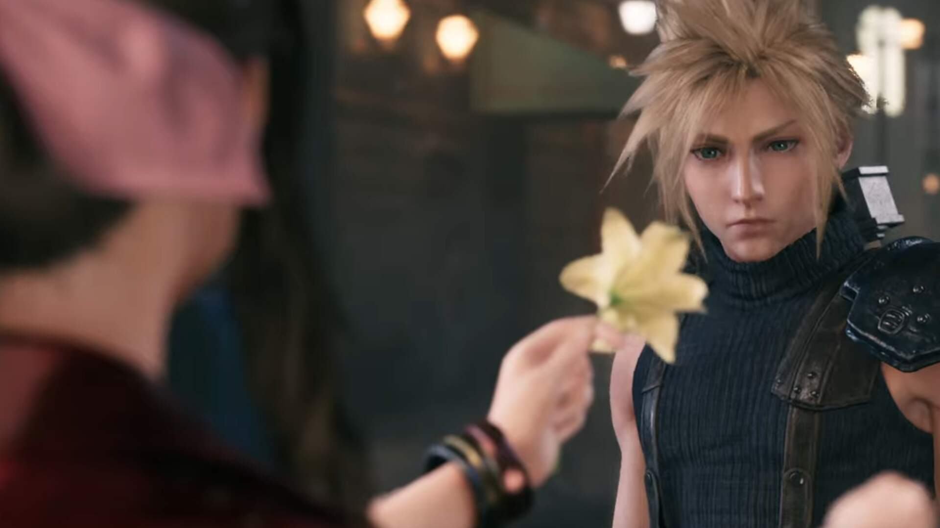 New Final Fantasy 7 Remake Trailers Tease the Arrival of Meteor