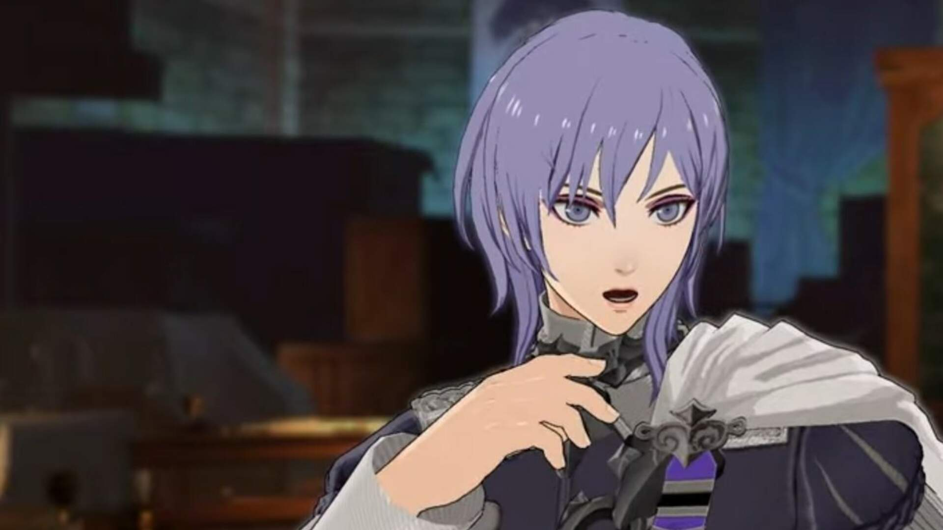 Fire Emblem Three Houses: Recruiting Ashen Wolves Students