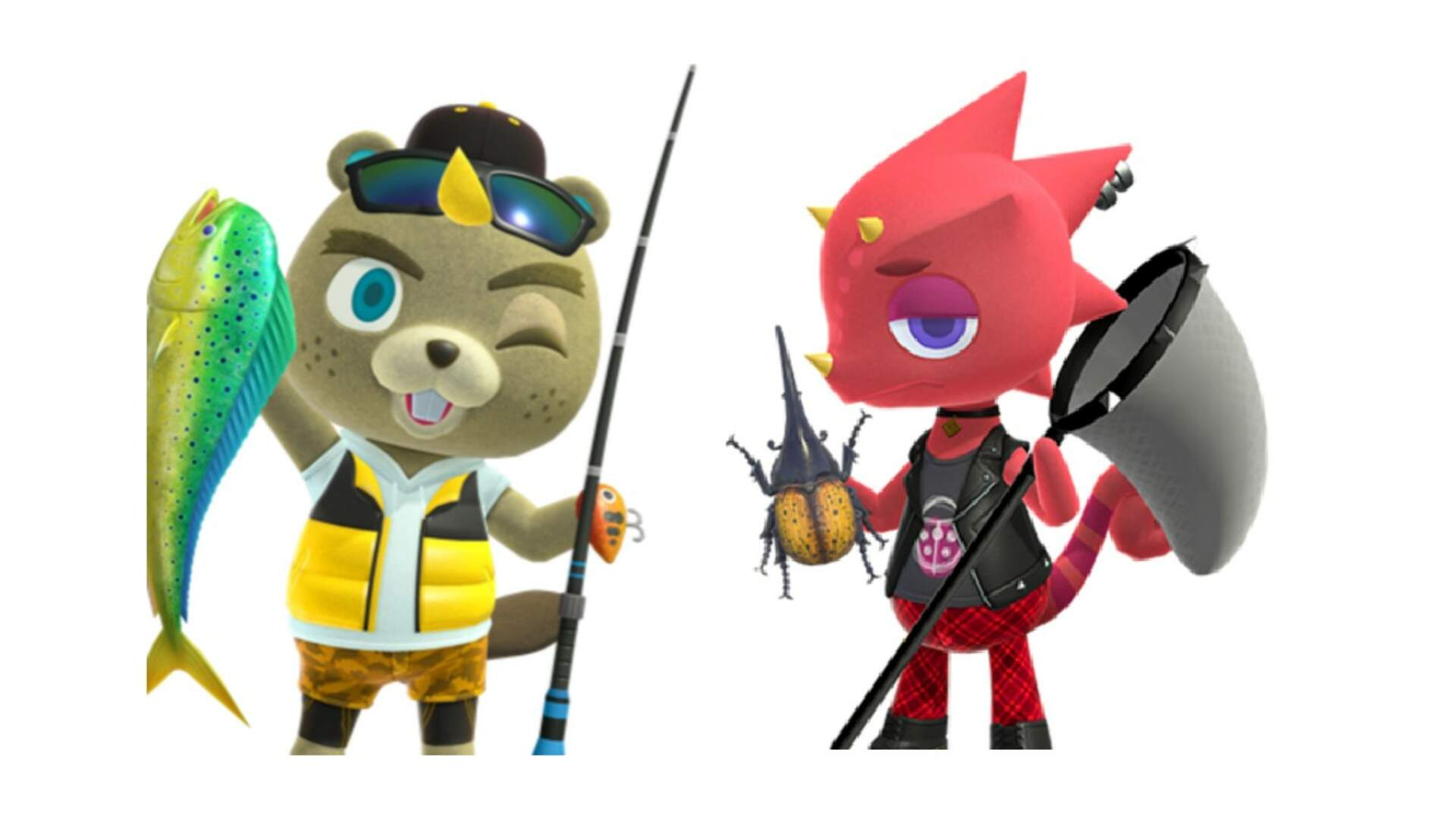 It's Unlikely Animal Crossing: New Horizons' Flick and C.J. Are Strictly Business Partners