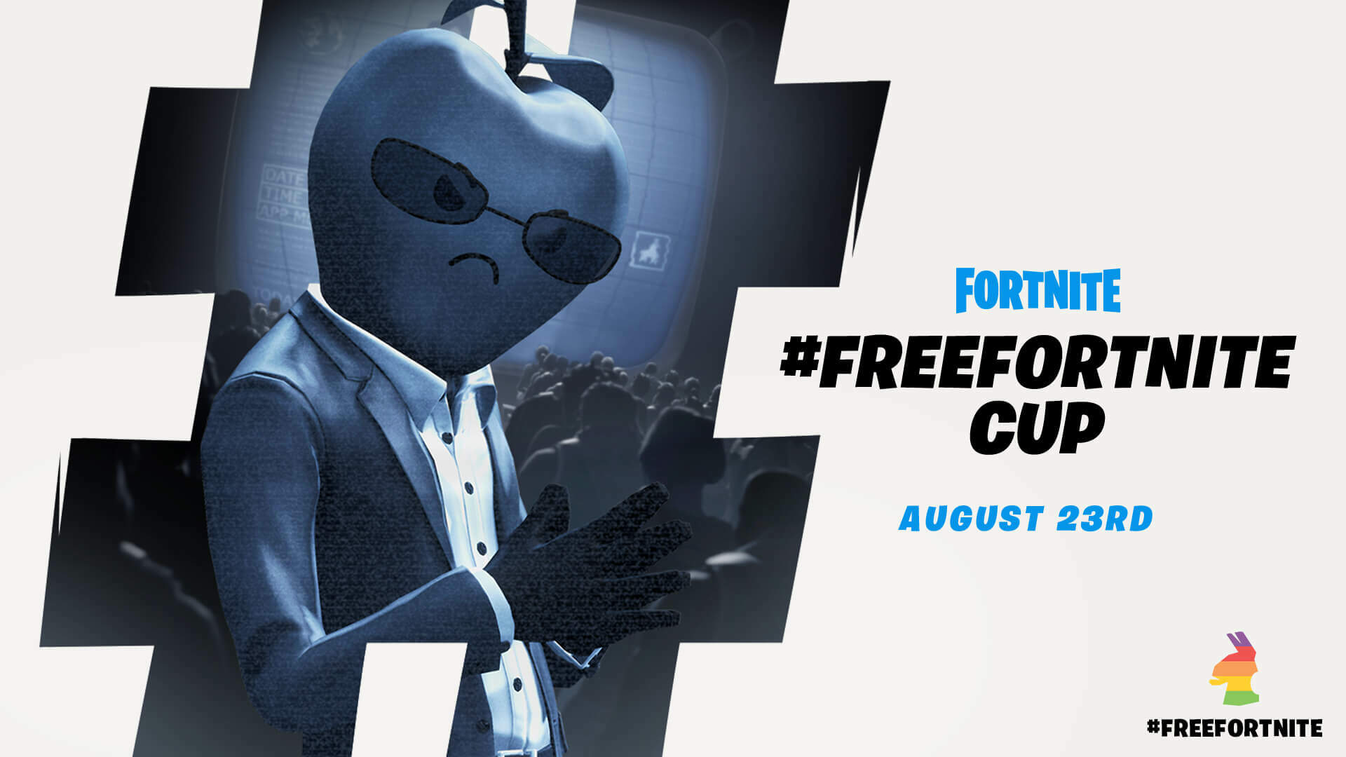 Epic Turns Apple Dispute Into a Fortnite Event With the #FreeFortnite Cup