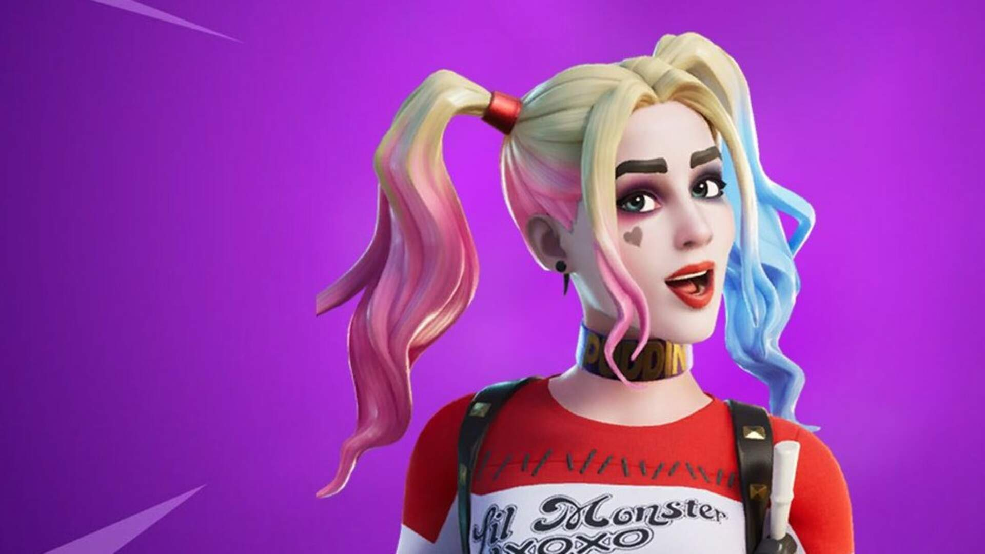 Harley Quinn Arrives in Fortnite Battle Royale