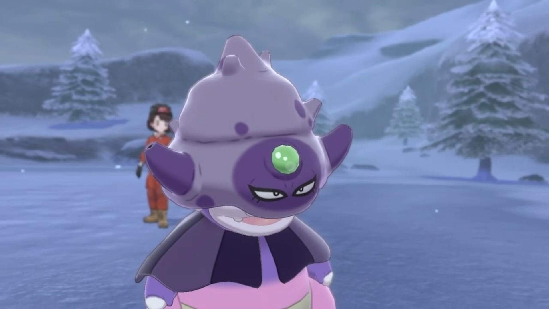 Galarian Slowking Is Pokemon Sword and Shield's Take On Half-Life's Headcrab Zombies