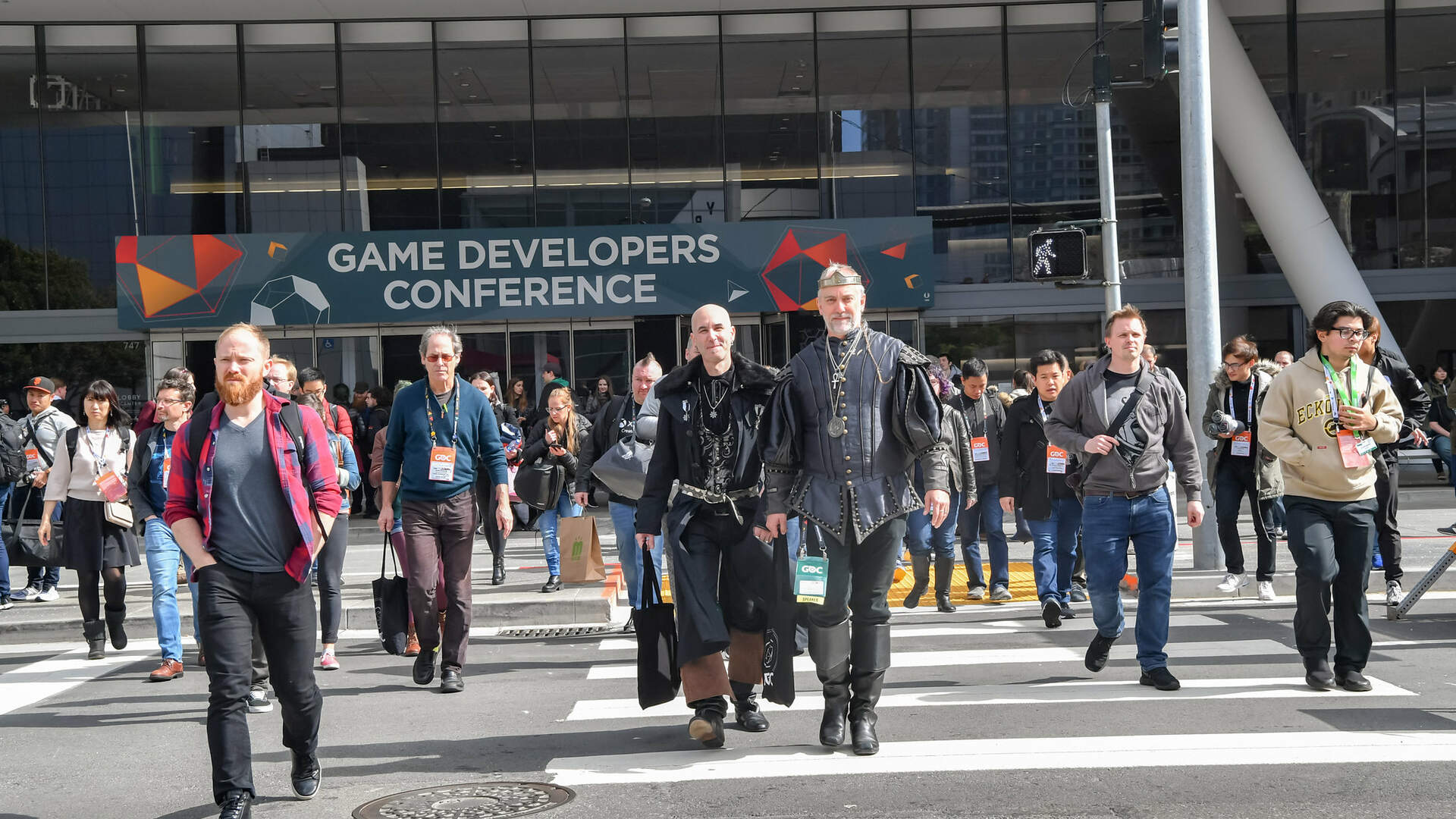 "GDC 2021 Will Be a Physical-Virtual ""Hybrid"" Conference"