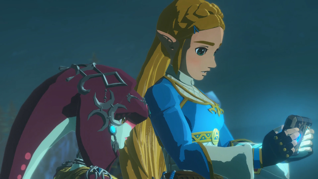 Hyrule Warriors Age Of Calamity Throws A Wrench Into Breath Of The Wild S Story And I M There For It Usgamer