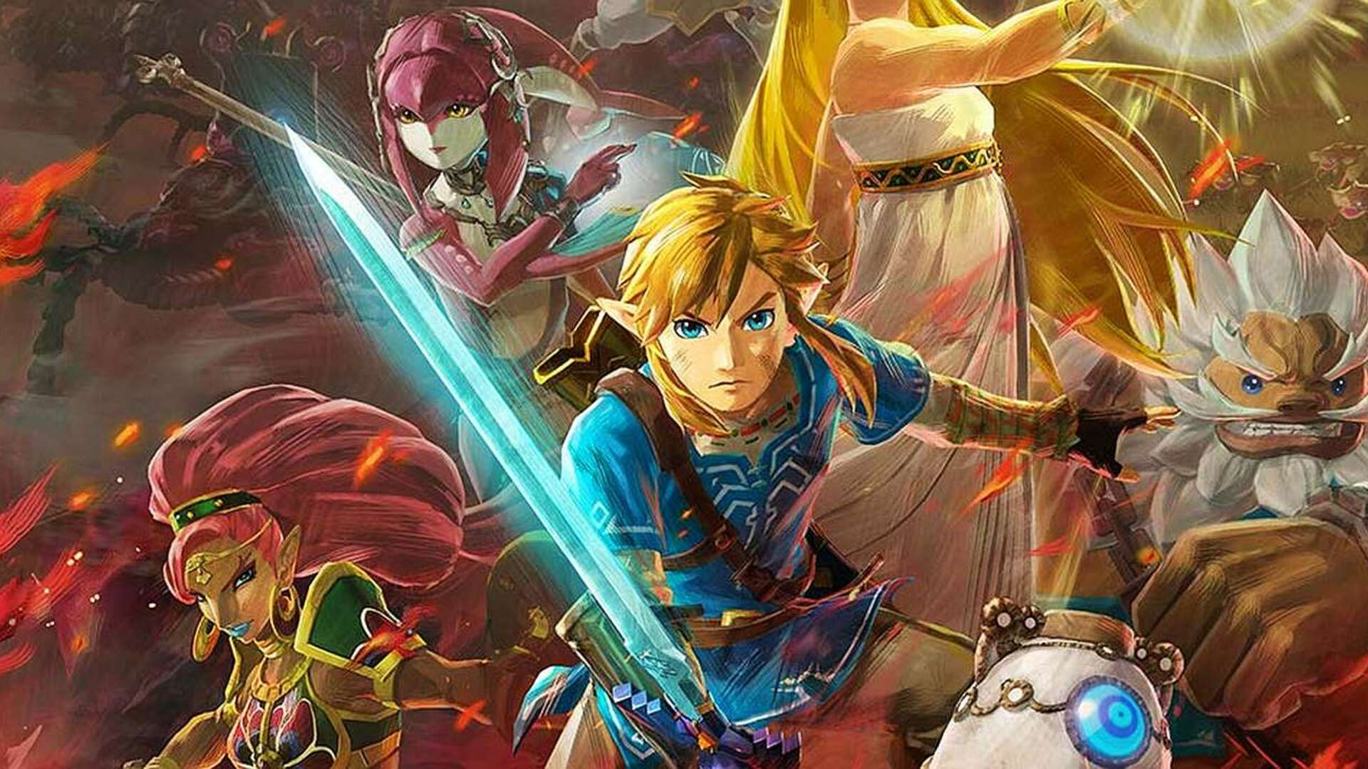 Hyrule Warriors: Age of Calamity Throws a Wrench into Breath of the Wild's Story, And I'm There For It