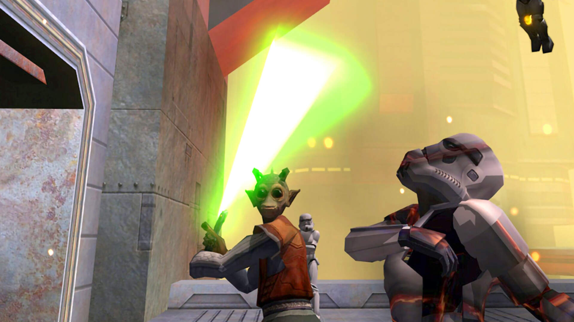 A Fix Is Coming to Split Jedi Academy's PC and Console Players Back Up