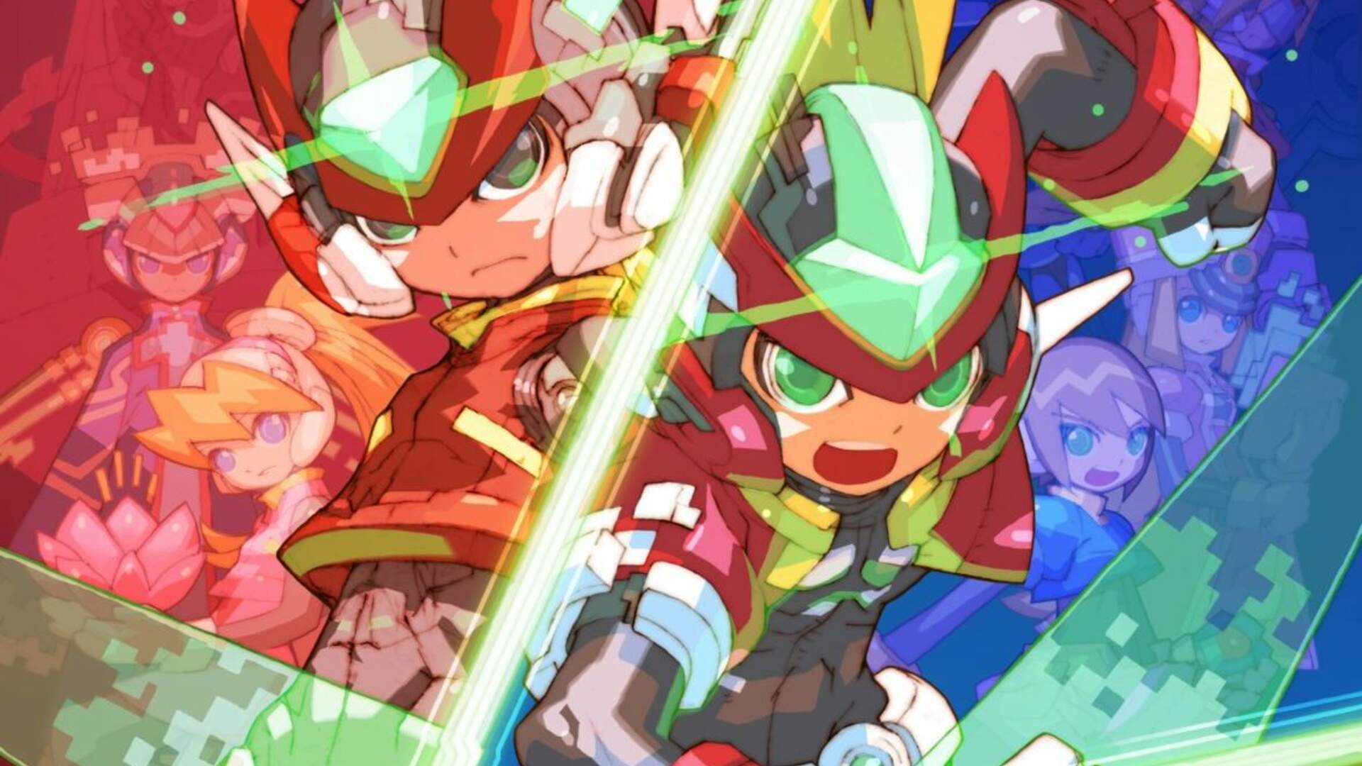 Mega Man Zero/ZX Legacy Collection Review: A Big Legacy for Small Heroes
