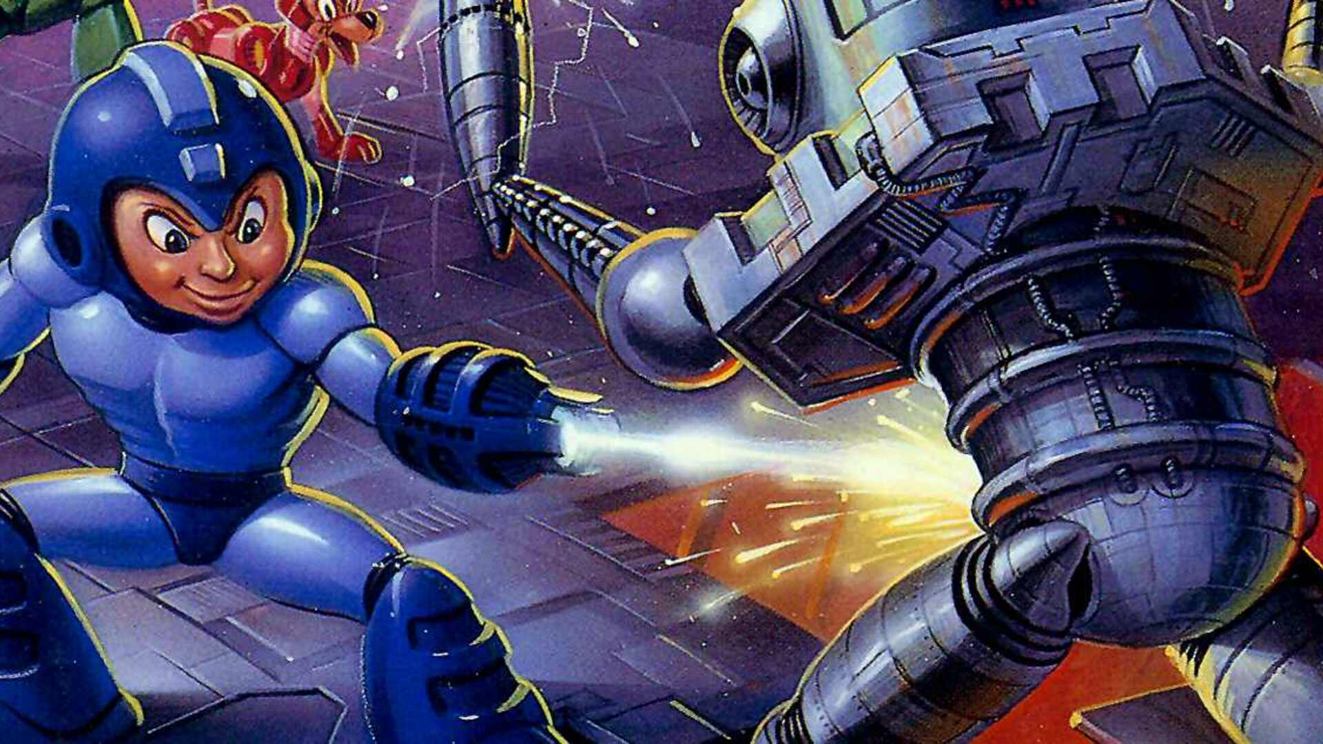 I Had a Childhood Crush on Mega Man's Mysterious Robot Brother