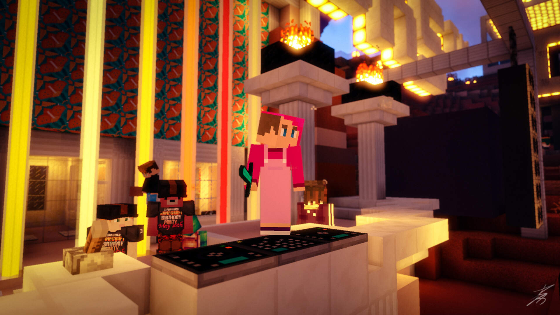 A Music Festival in Minecraft Is Raising Funds For Coronavirus Aid Later This Month