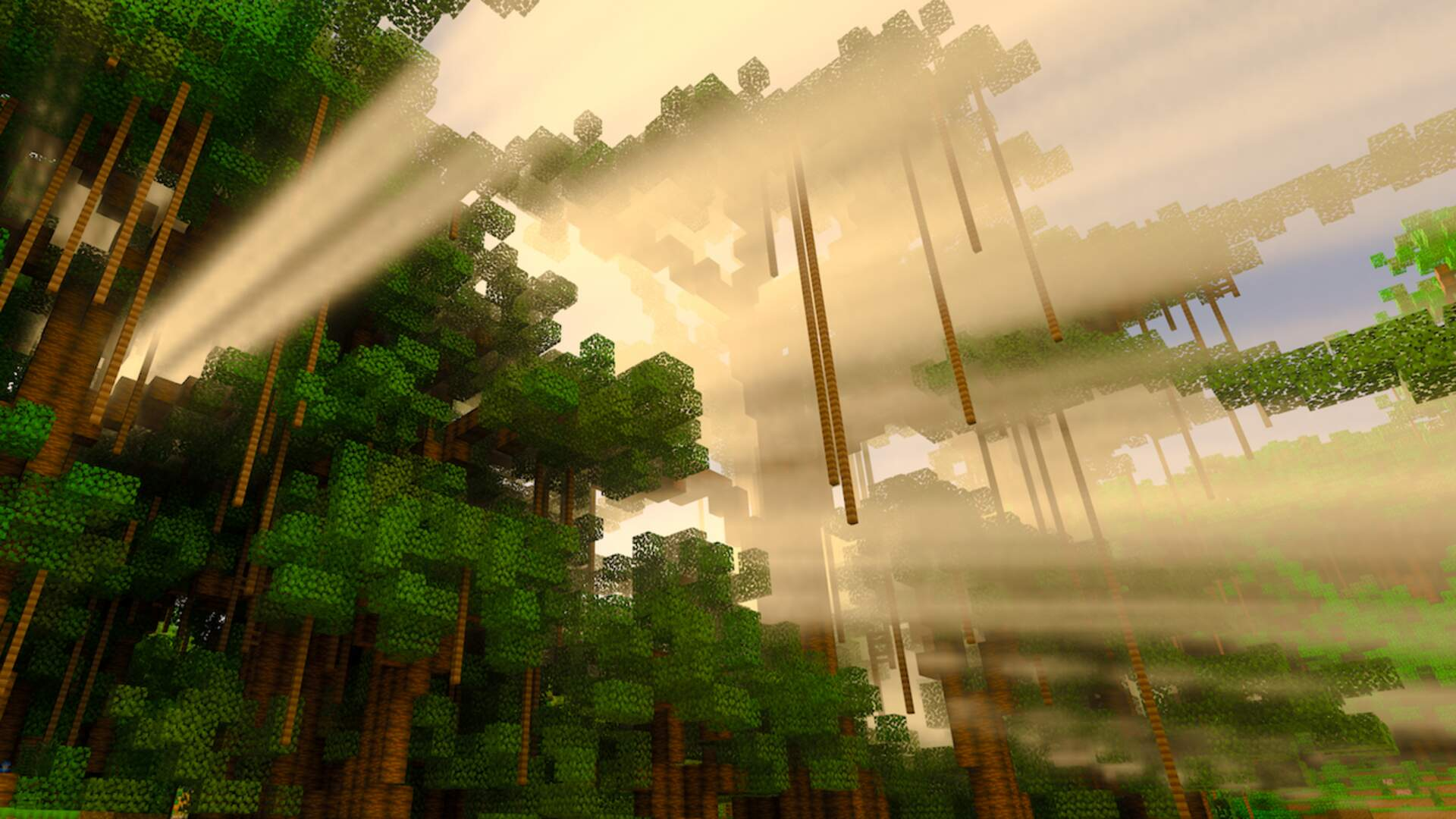 Minecraft's Ray Tracing Update Is Now Available For All Windows 10 Players