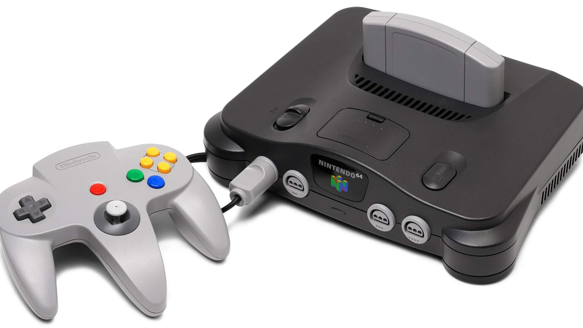 Long-Lost N64 Accessory Prototype Comes With Accusations of Theft by Sega