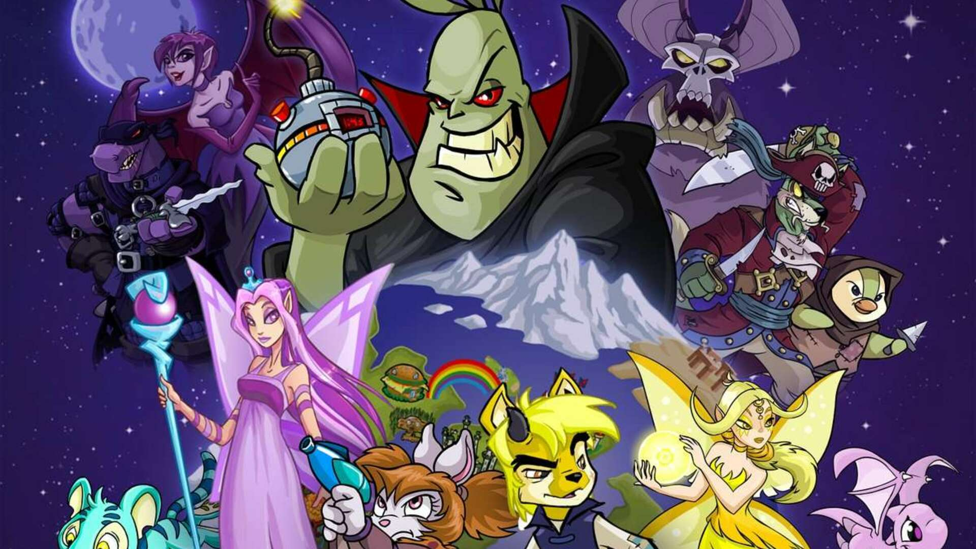 A Neopets Cartoon Is Coming, but Who the Heck Is It For?