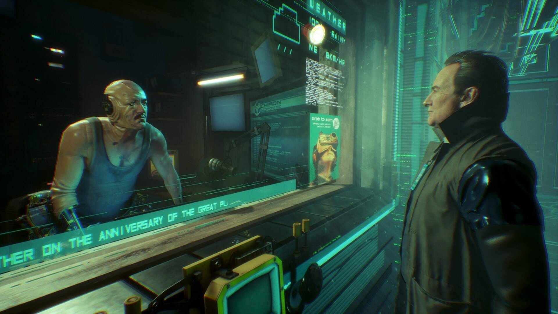 Bloober Team Teases a Follow-Up to Cyberpunk Horror Game Observer