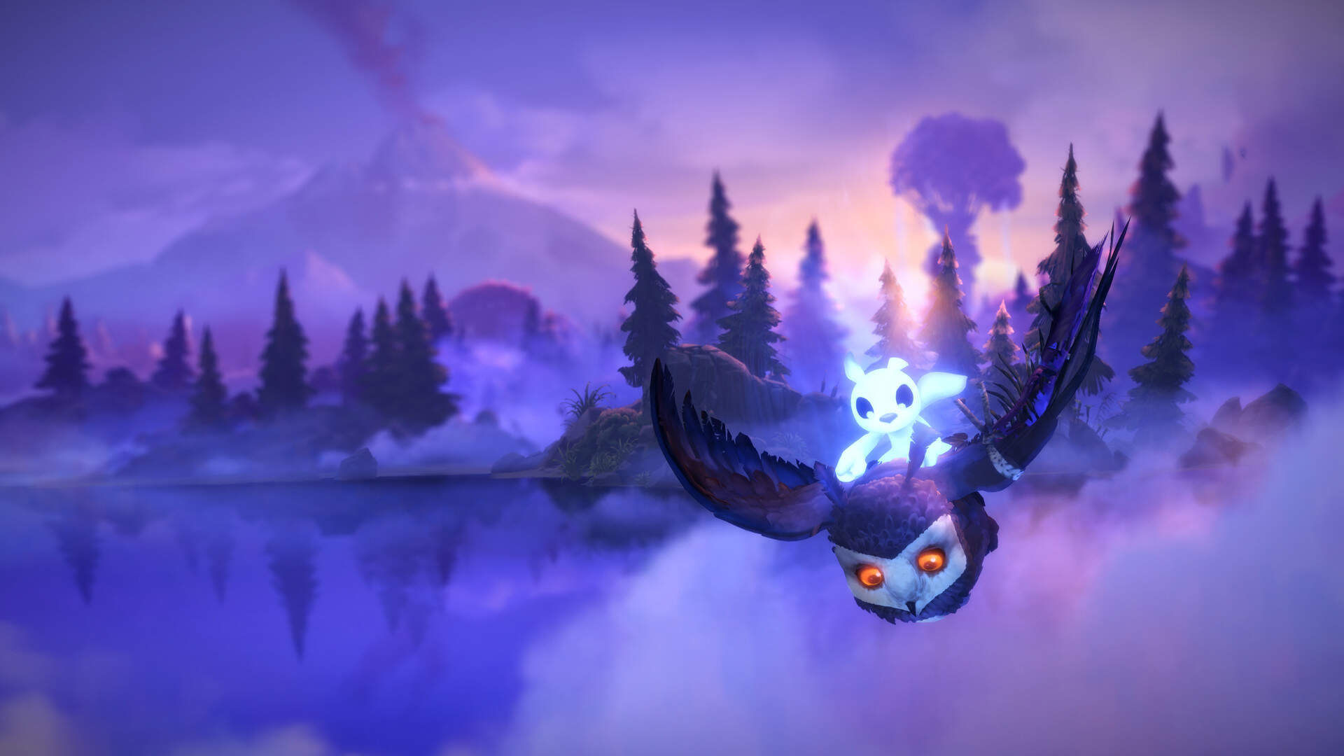 Ori and the Will of the Wisps Is Out On Switch Today