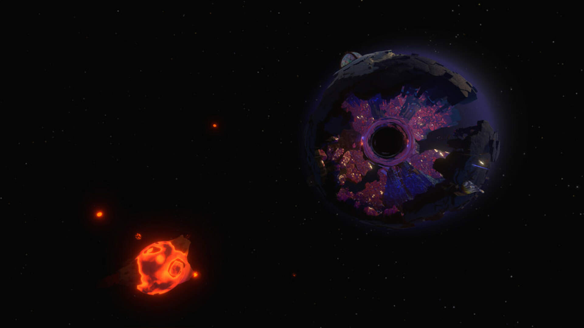 Why One Planet in Outer Wilds' Clockwork Solar System Embraces Random Destruction