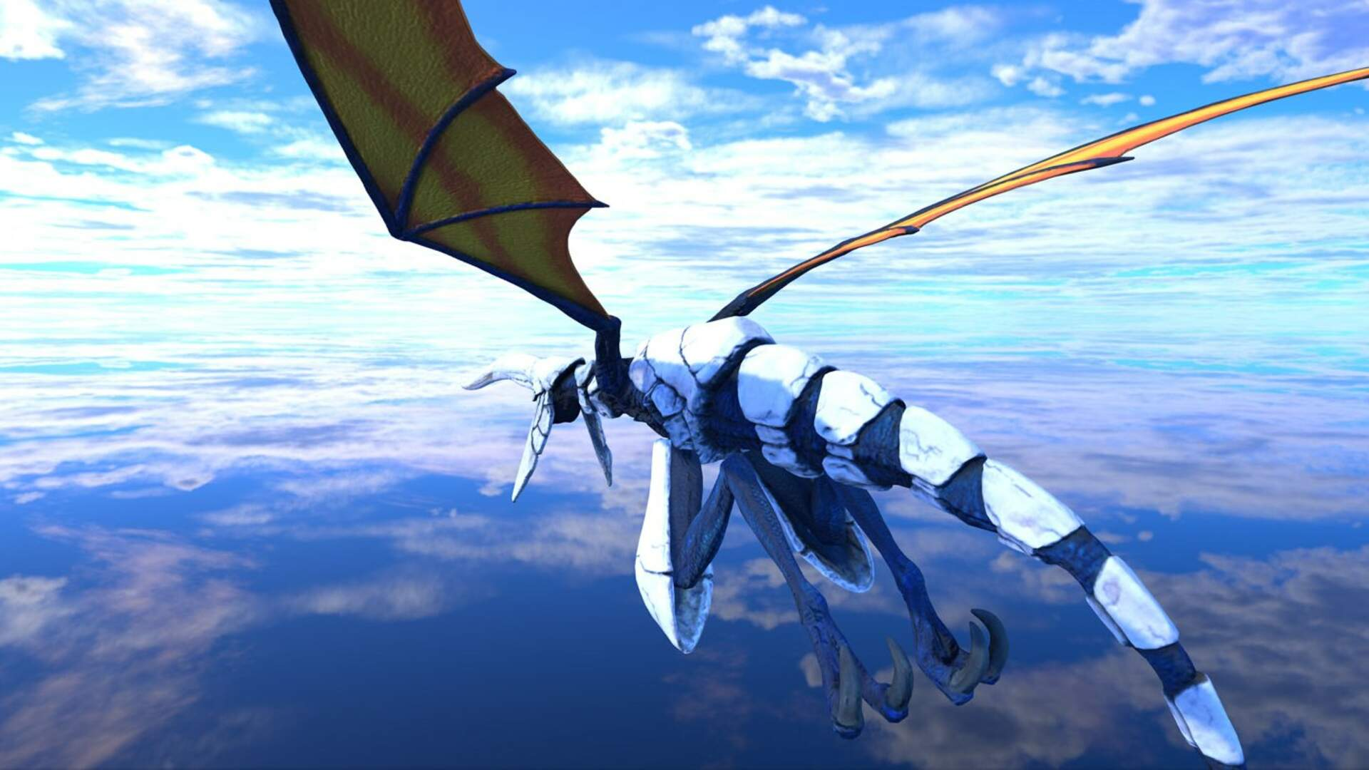 Panzer Dragoon VR Game Revealed, Launching Before March 2021