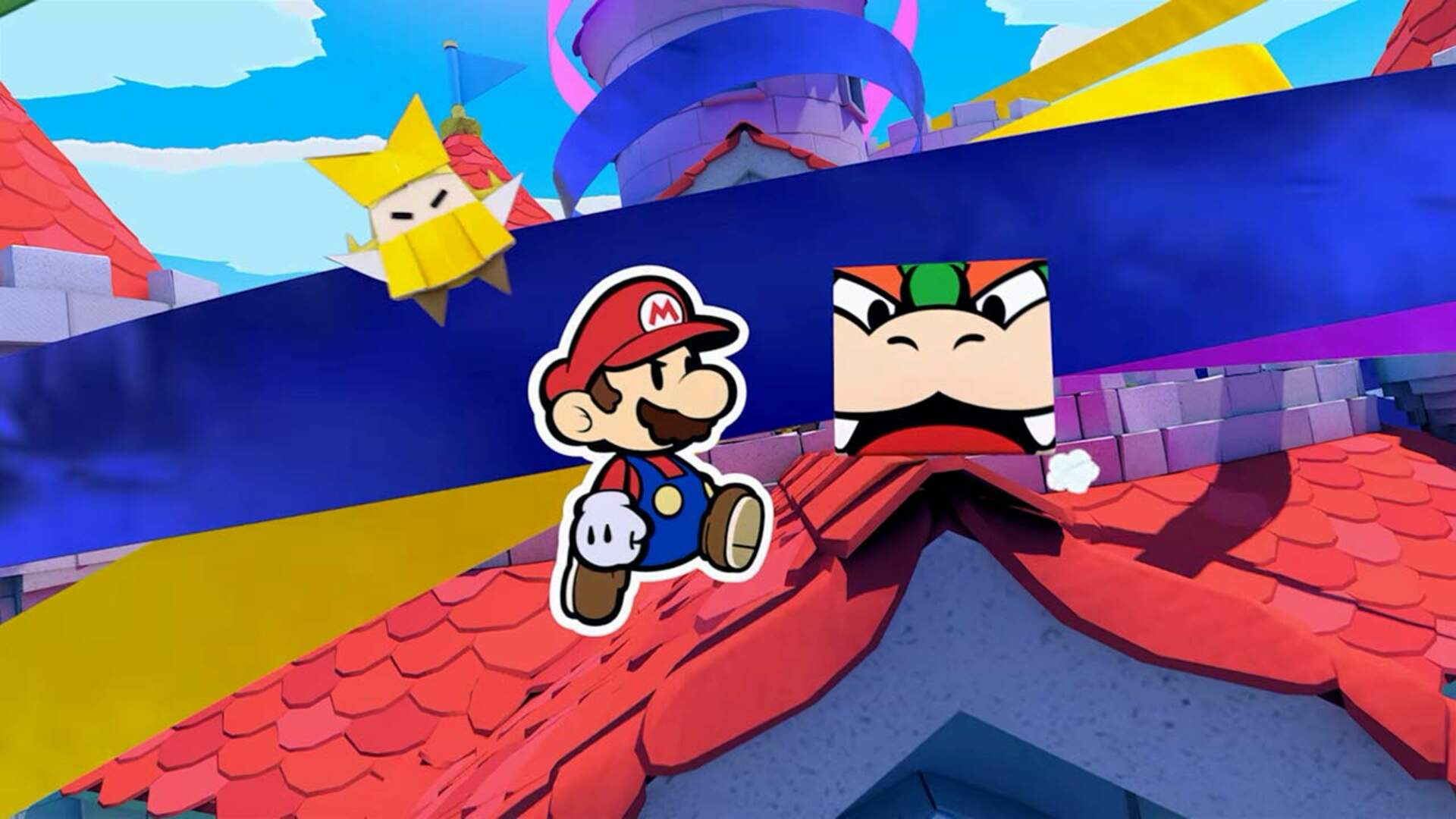 Paper Mario The Origami King: All Collectible Treasure Locations