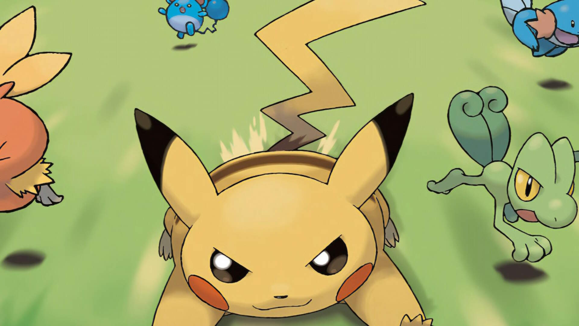 The Demo for the DS' First Pokemon Game Has Been Archived