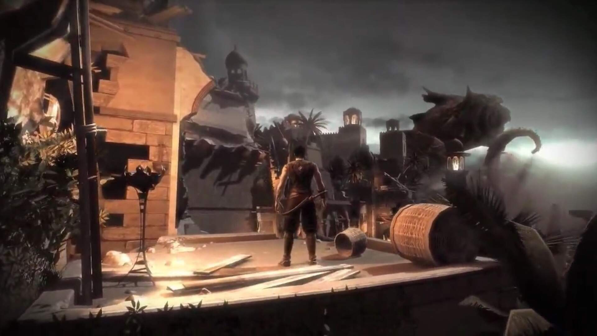 An Abandoned Prince of Persia Project Surfaces on YouTube