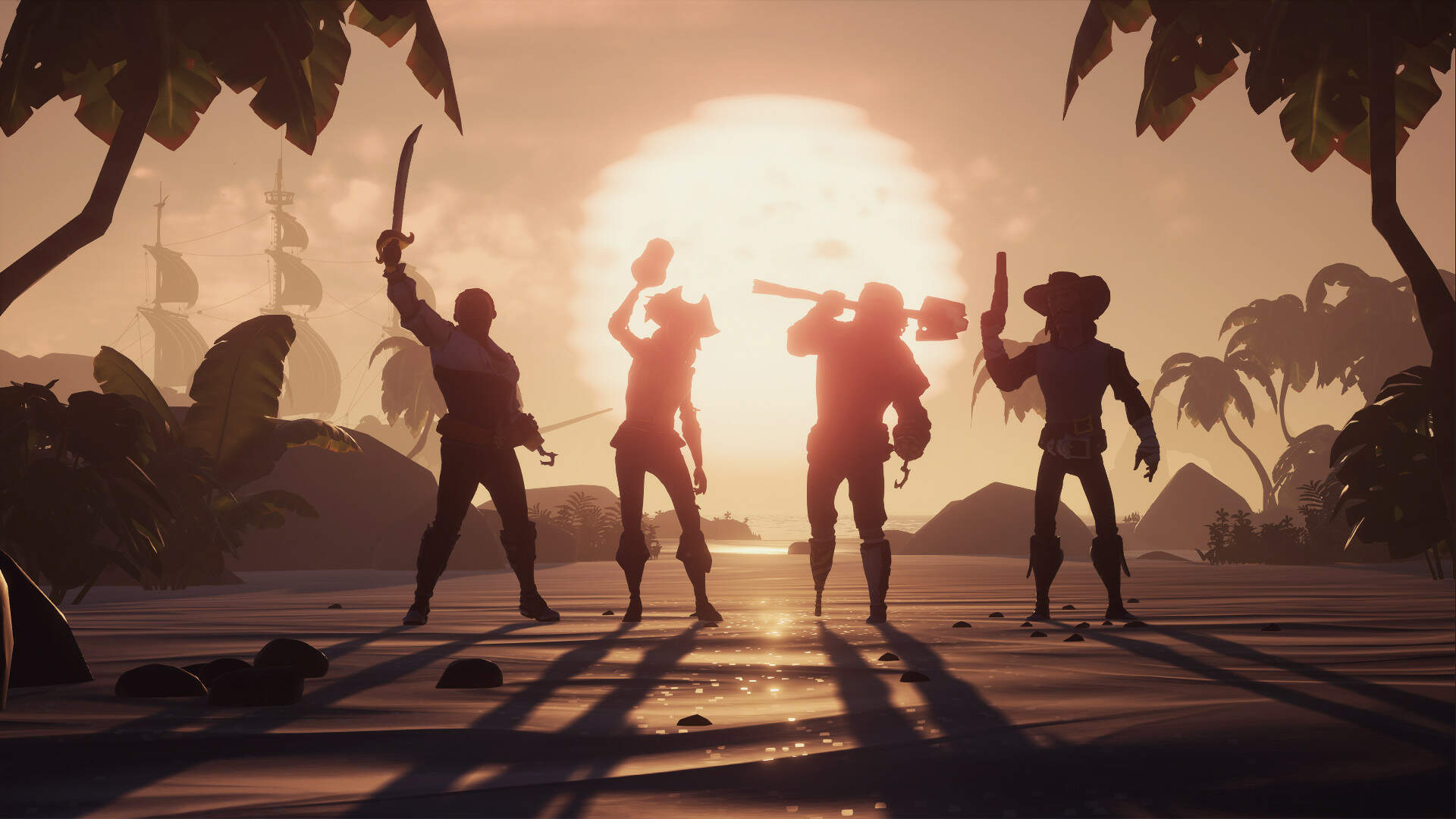 Sea of Thieves is Getting Custom Servers to Let Pirates Frolic in Peace
