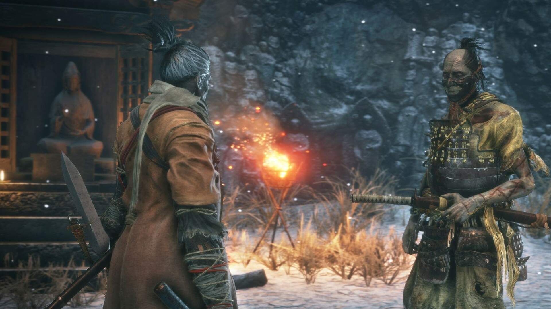 There's a Comic For Sekiro's Hanbei the Undying