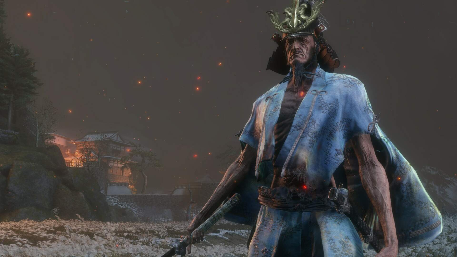 Someone's Defeated Sekiro's Final Boss Without a Weapon