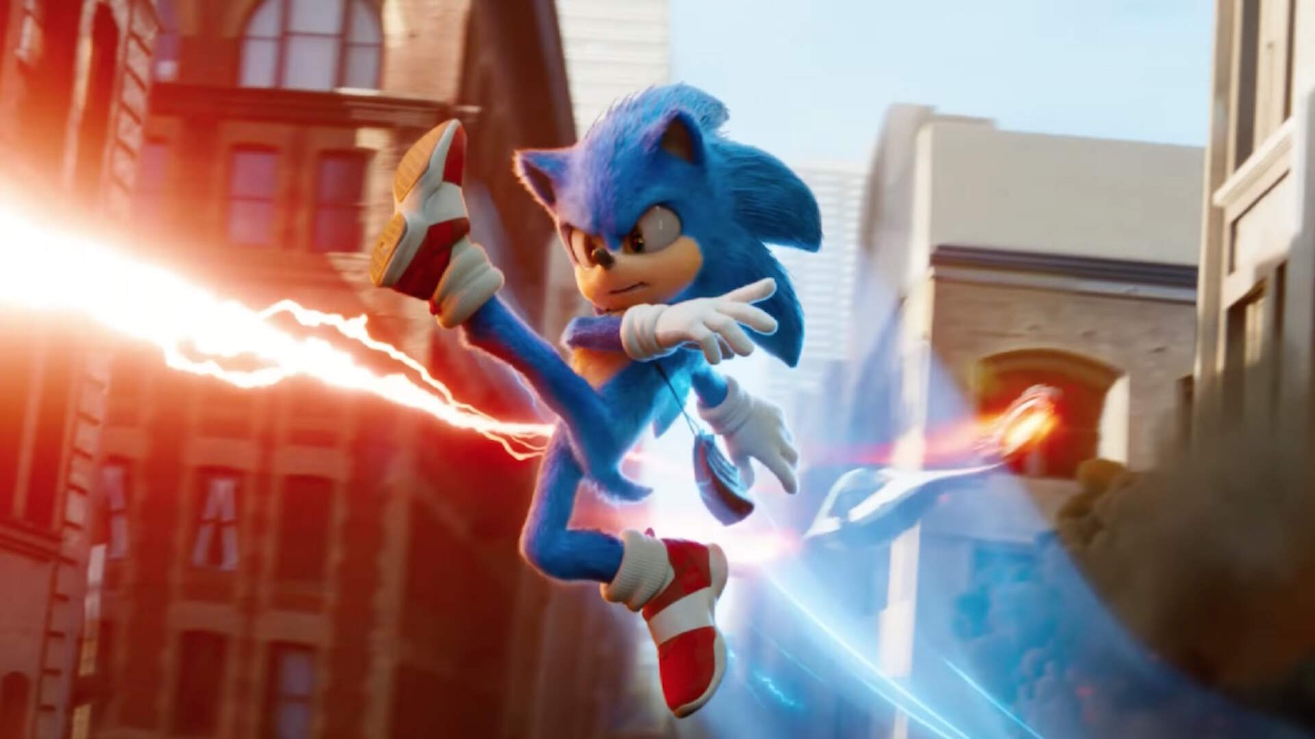Sonic's Movie Redesign Still Holds Up in This New Wiz Khalifa Music Video